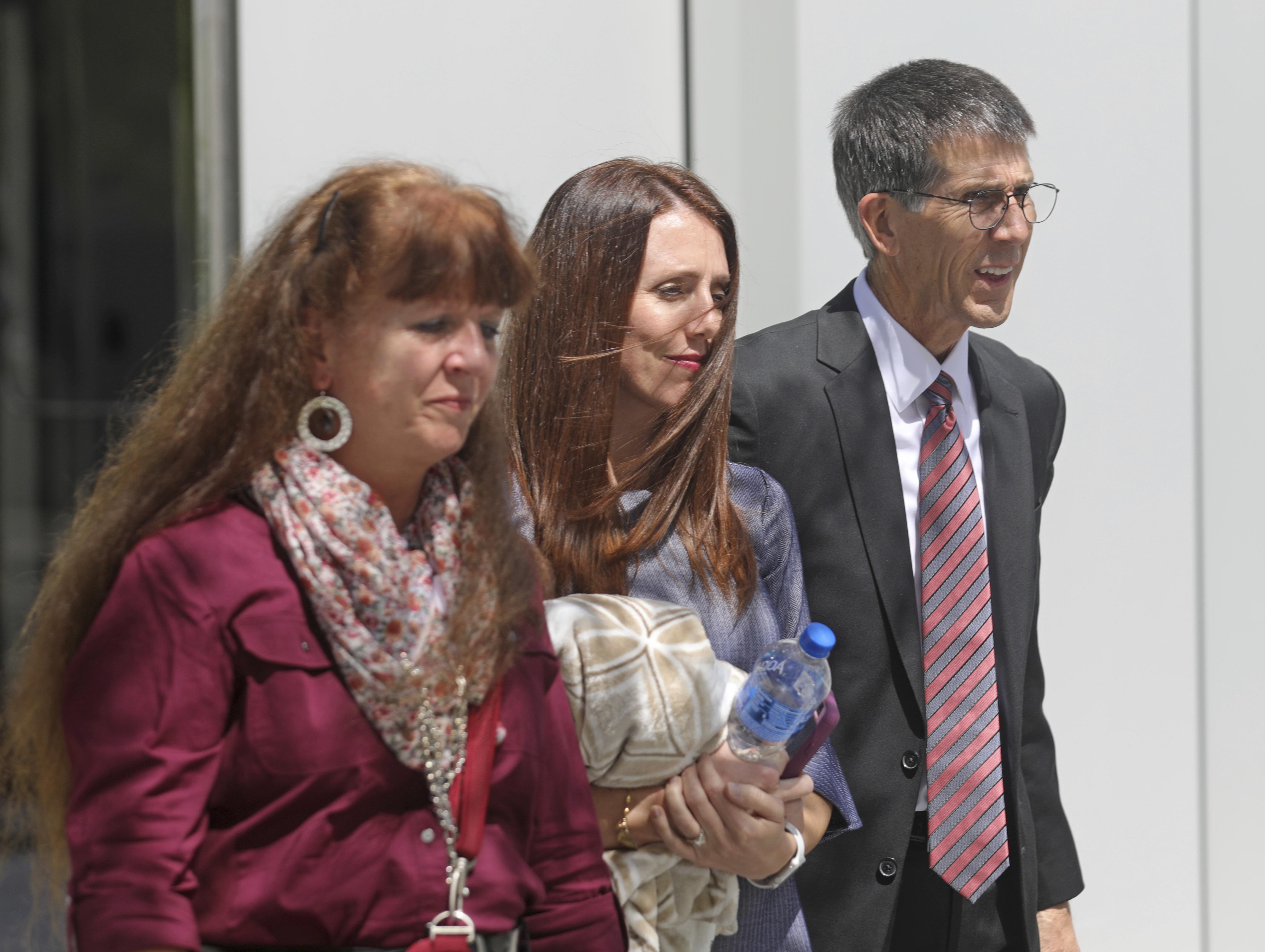 Jury deliberating in Utah case involving major opioid ring