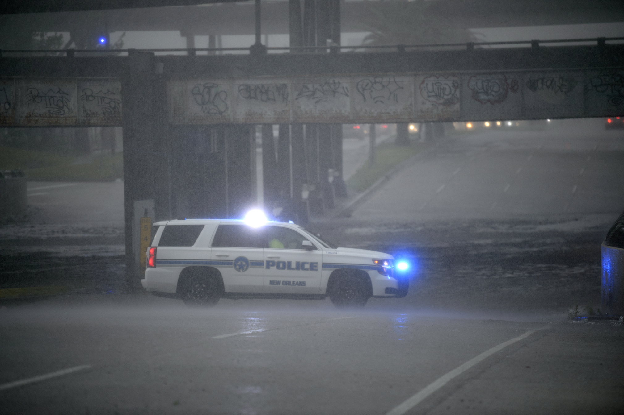 The Latest: Evacuations ordered ahead of weather in the Gulf