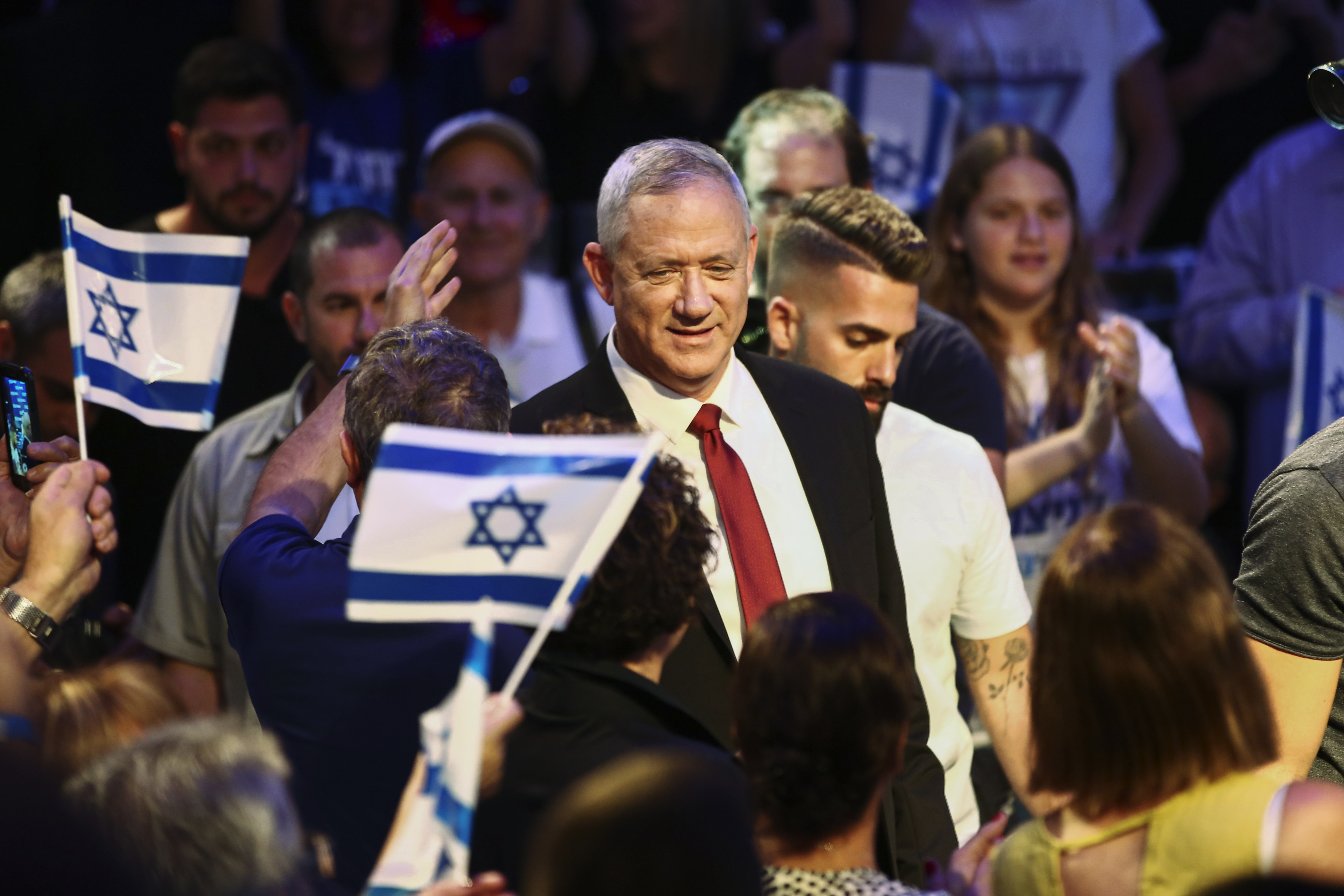 Round 2: The main parties, blocs in Israels repeat election