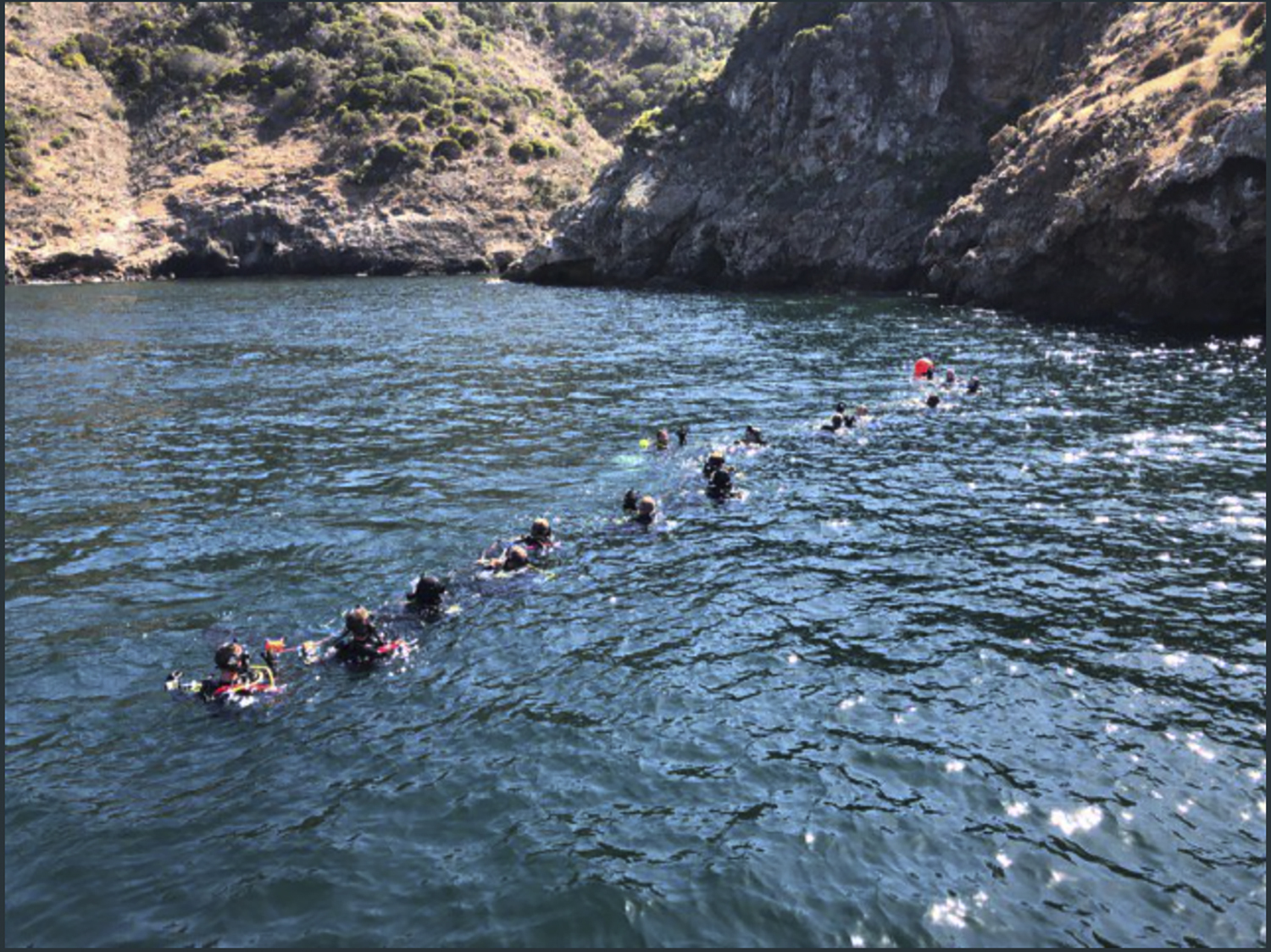 Fire foiled rescued attempts by California boat crew