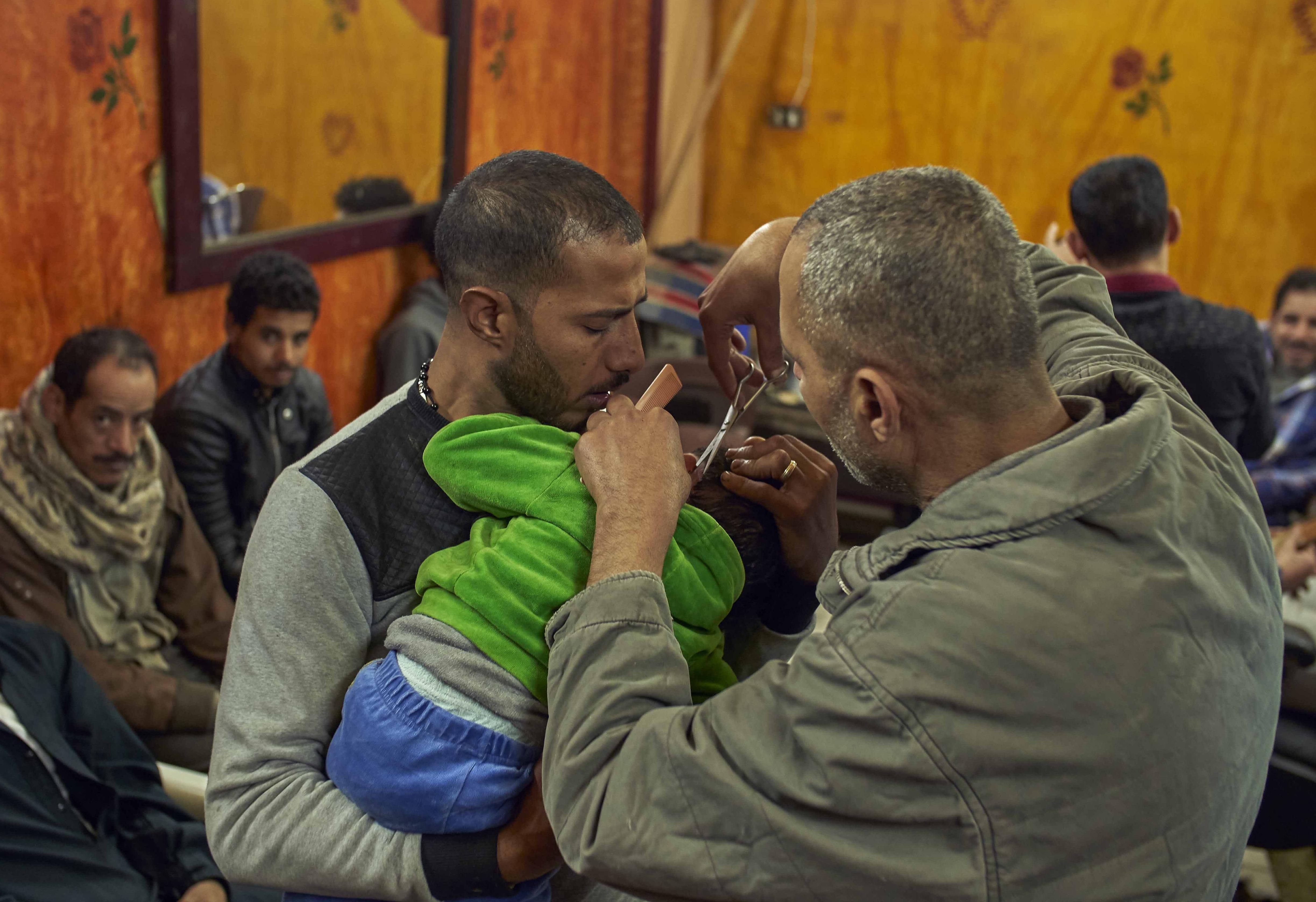 Egypts president says interfaith bond saved country