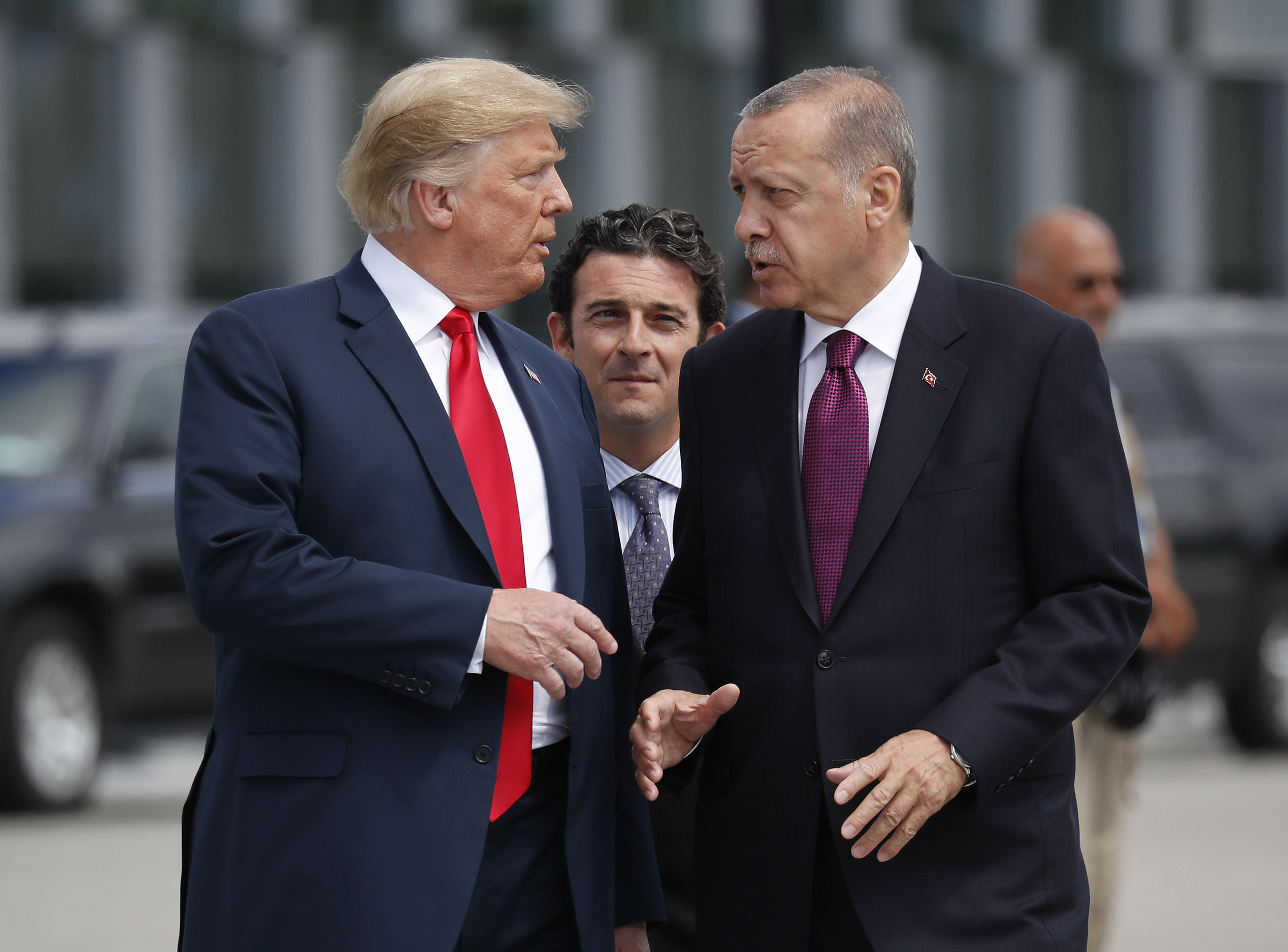Trumps Syria-Kurds move gets results -- quick and negative