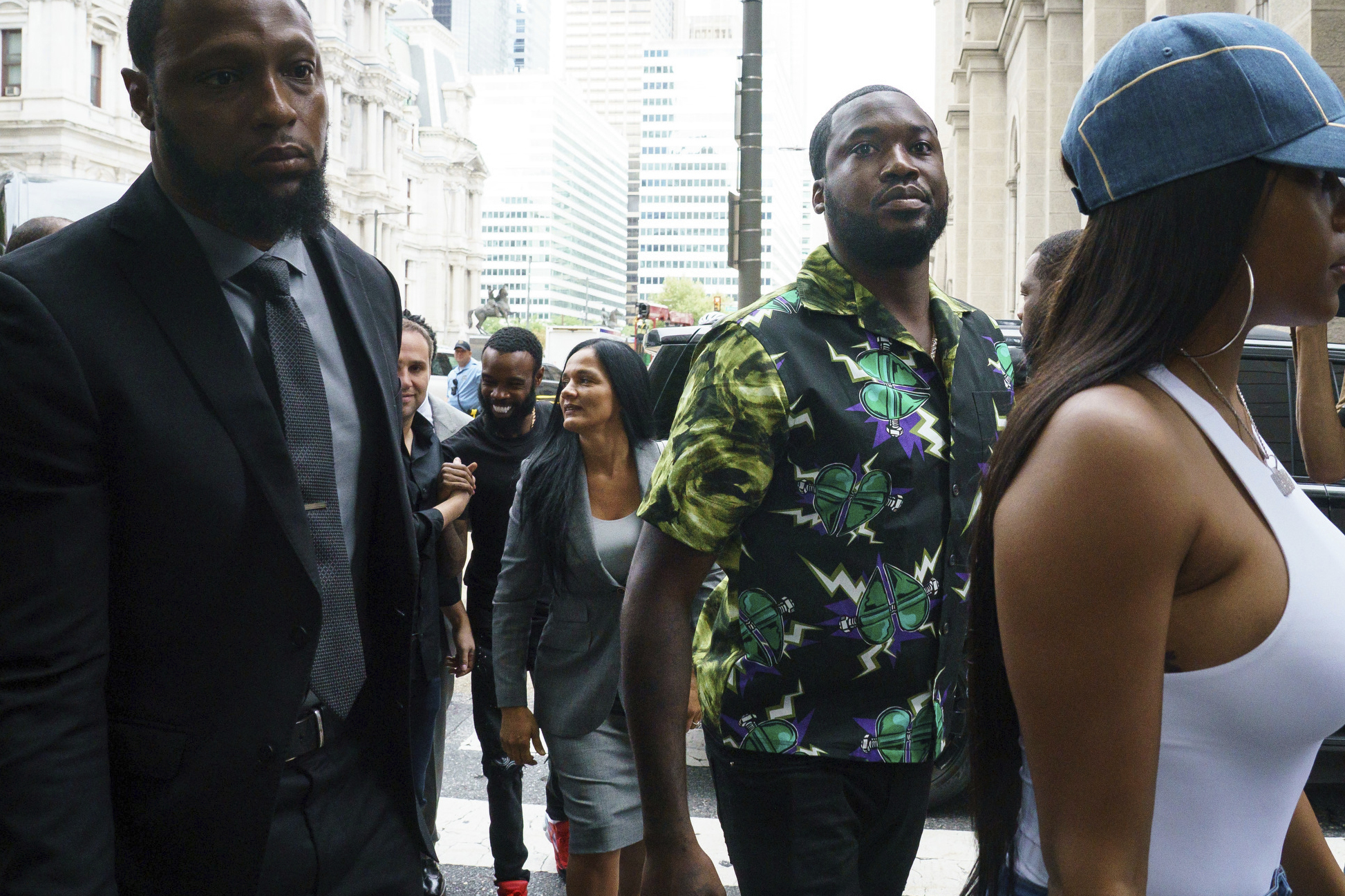 Meek Mill pleads guilty, wont serve more time in prison