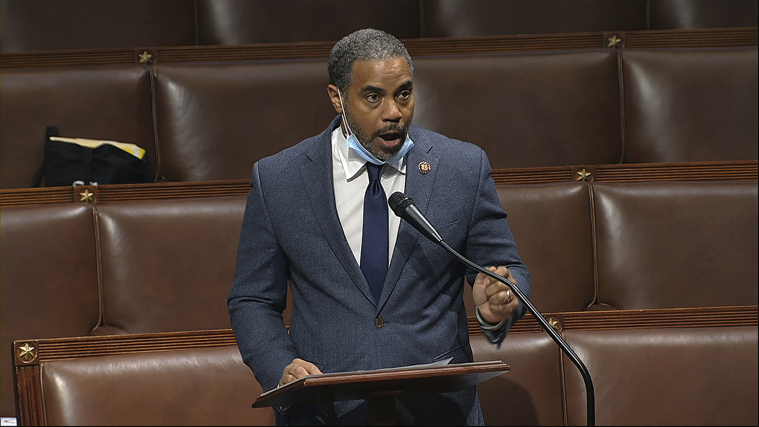 Nevada Rep. Horsford acknowledges he had extramarital affair