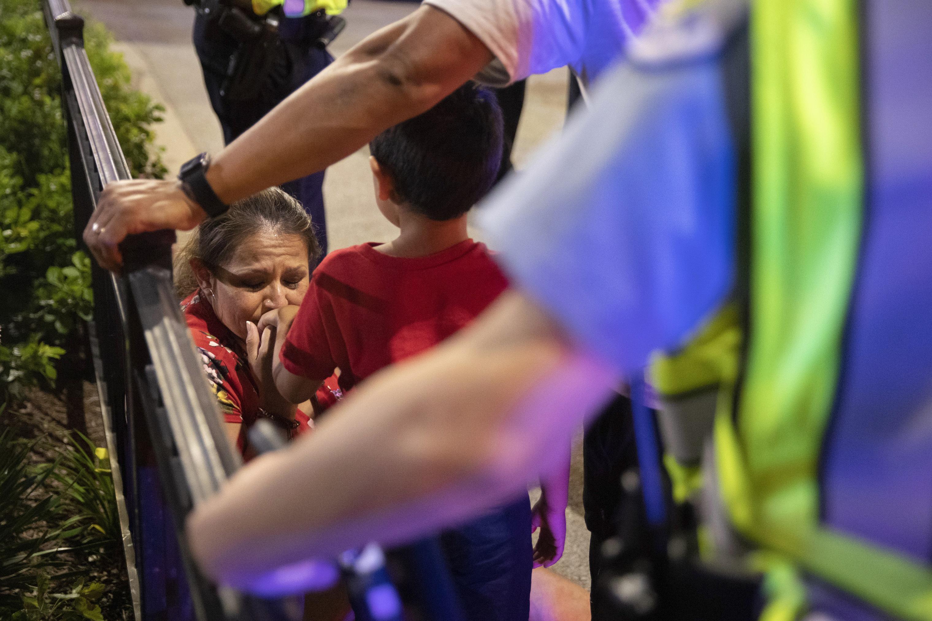Police: Security officers gunshot warning caused stampede