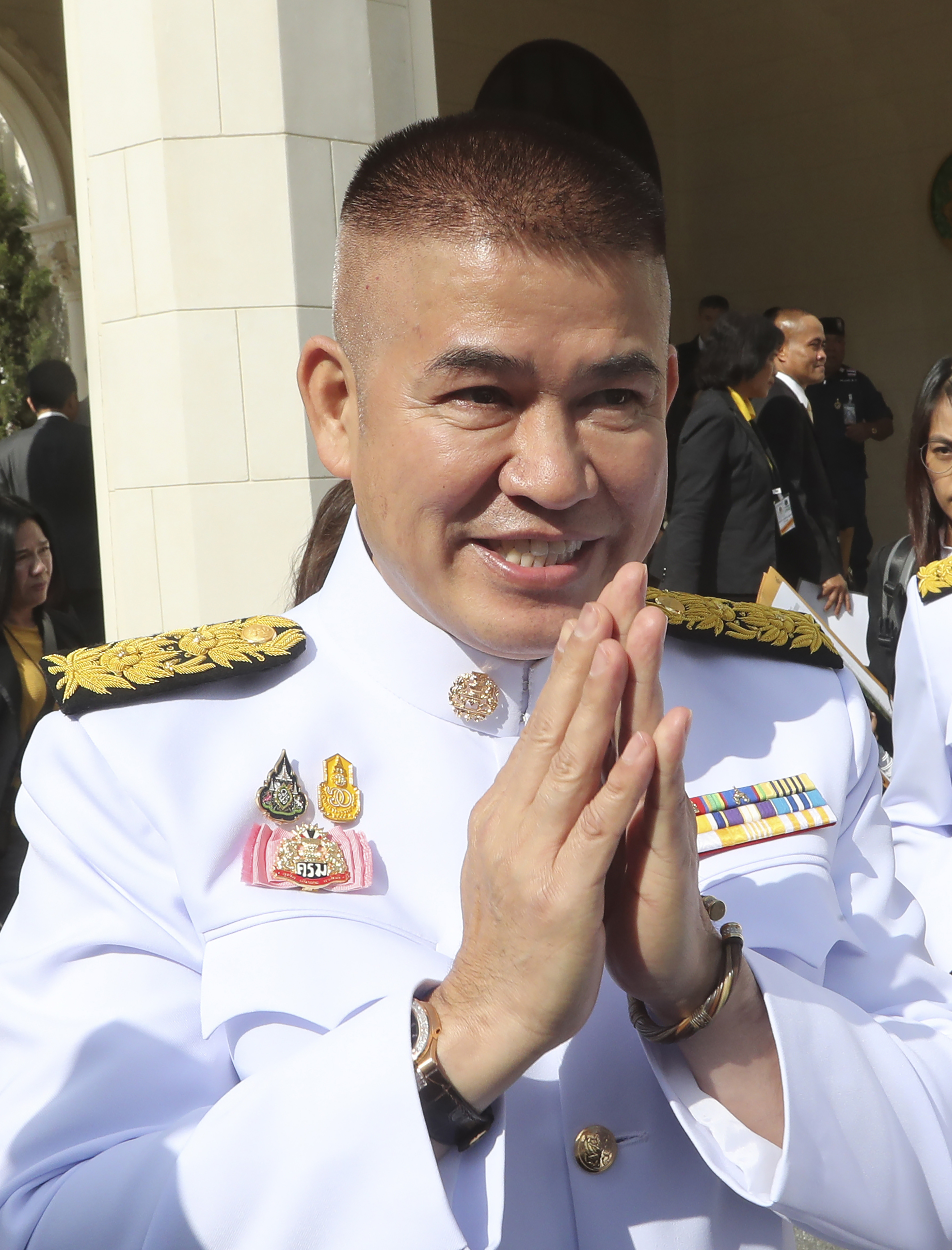 Thai Cabinet minister denies drug conviction report