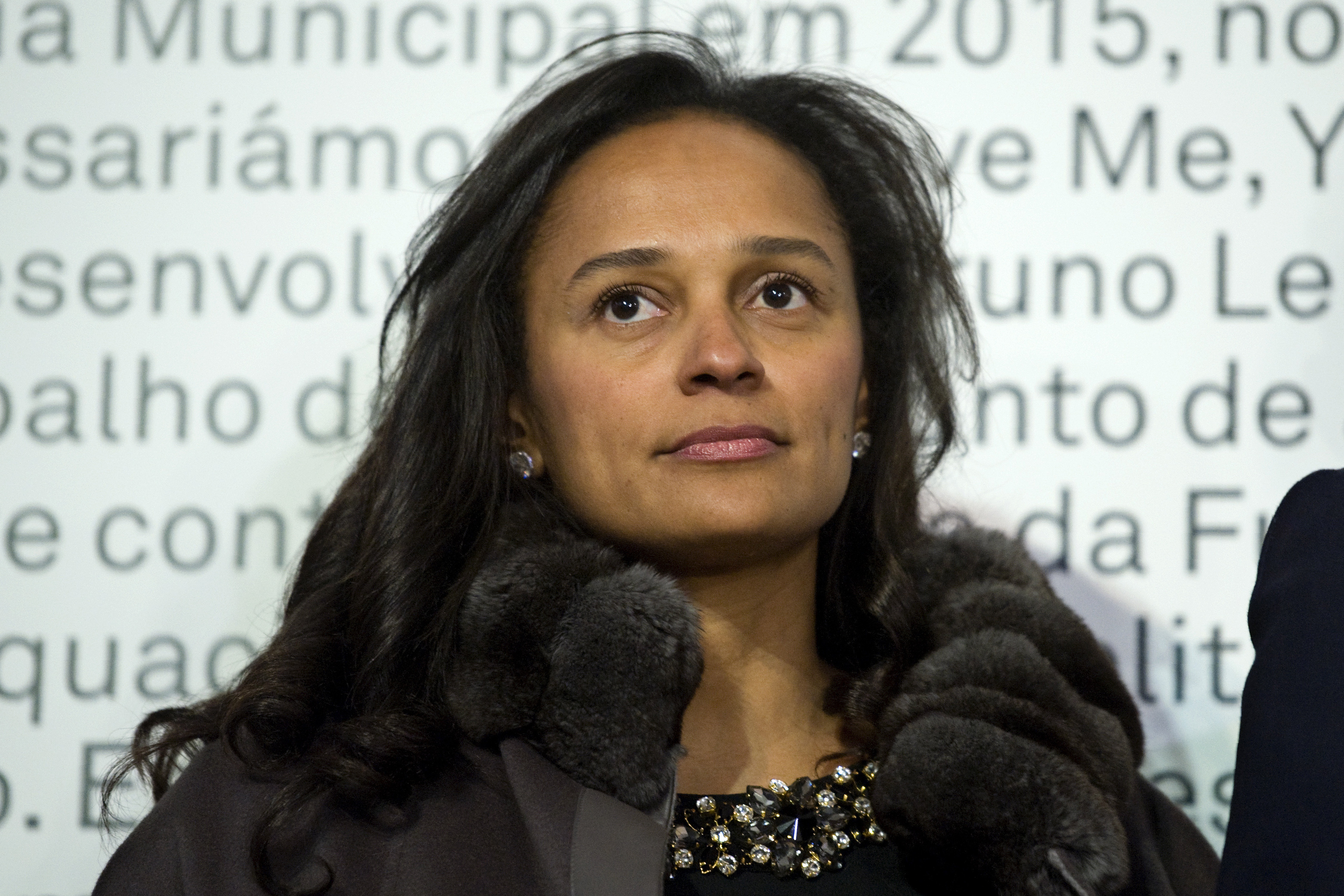 Áfricas richest woman out of Davos well before report