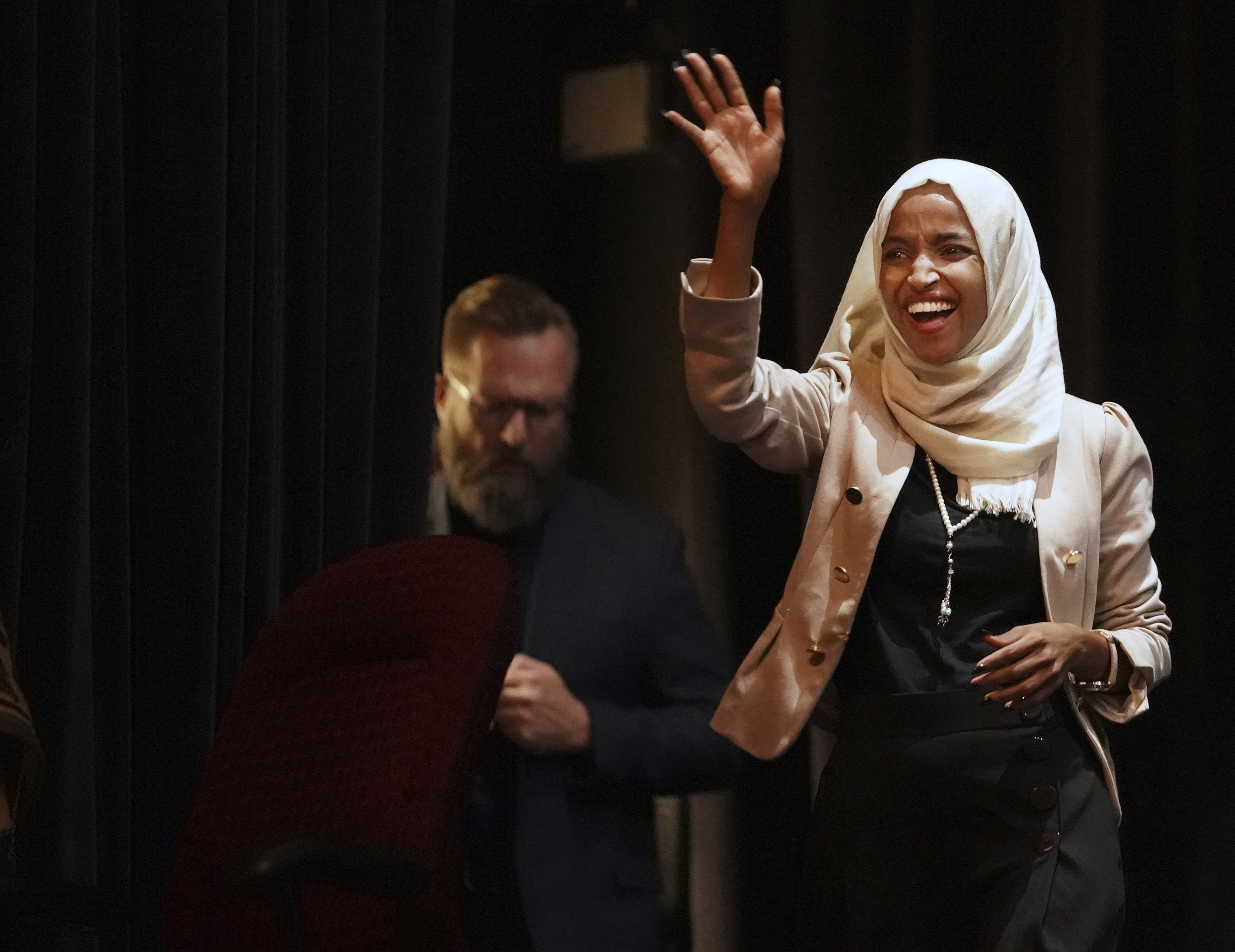 Lawmaker, conservative group seek ethics probes of Rep. Omar