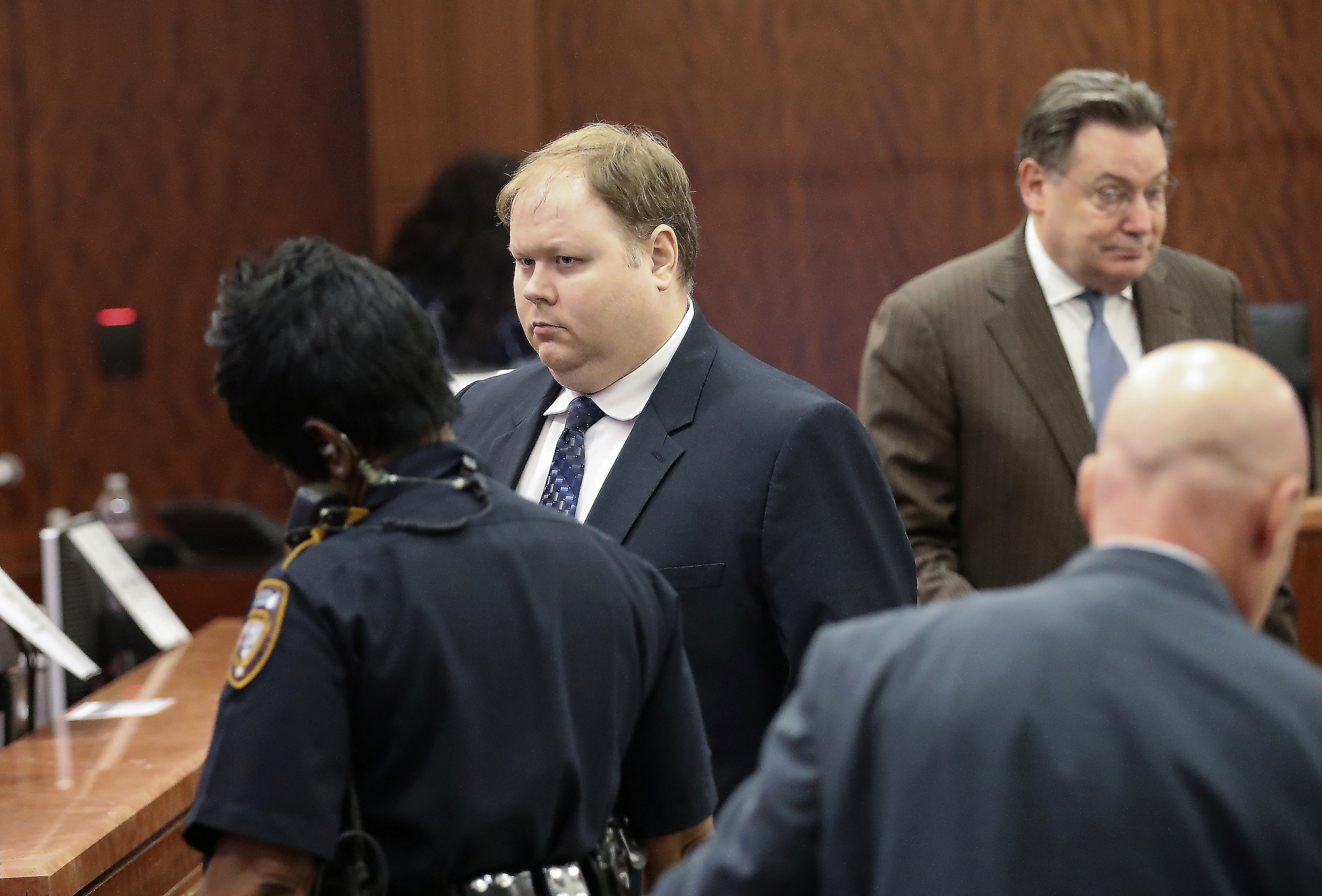 The Latest: Man convicted of killing ex-wifes Texas family