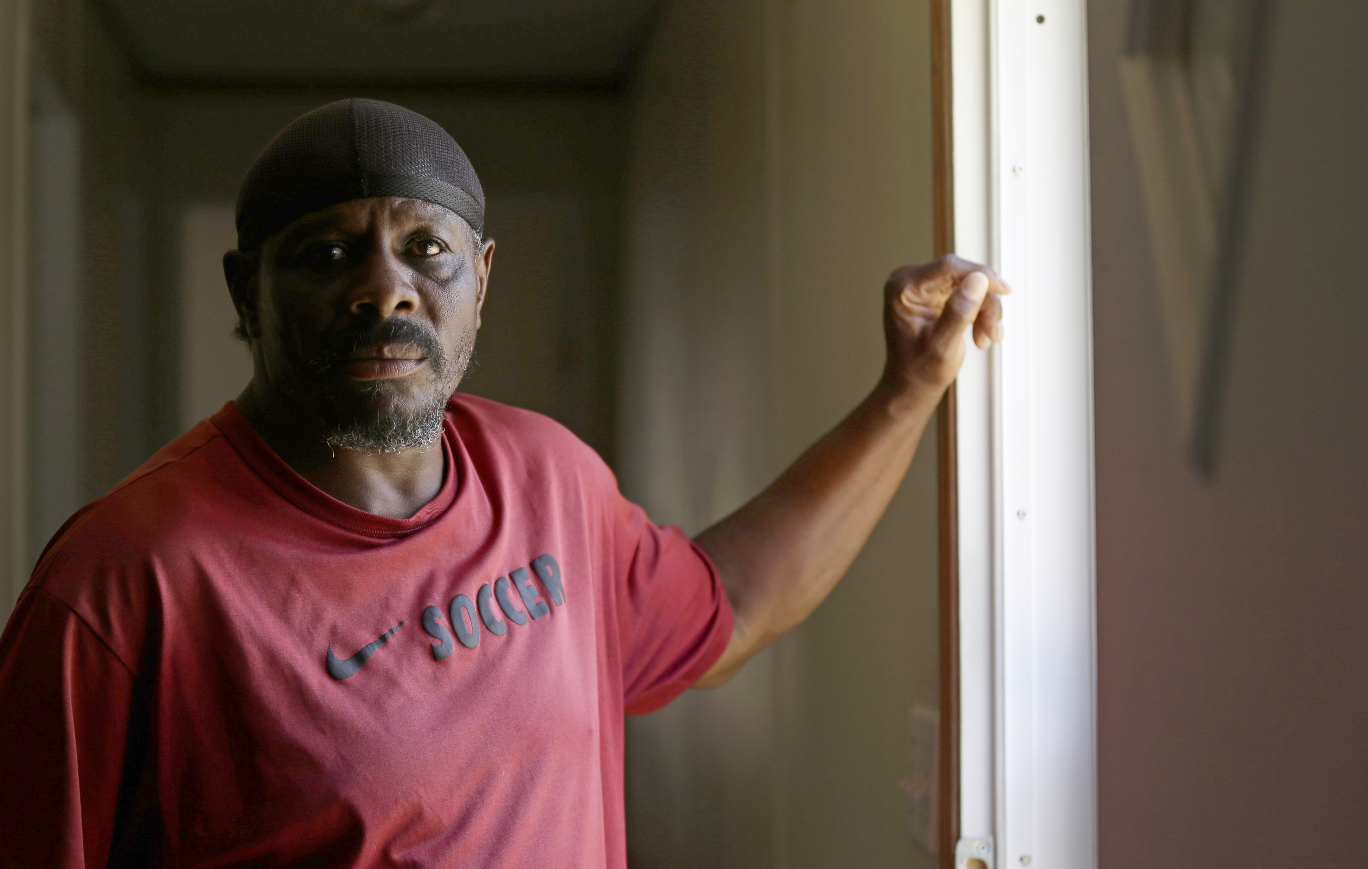 Residents slapped with eviction notices after AP story