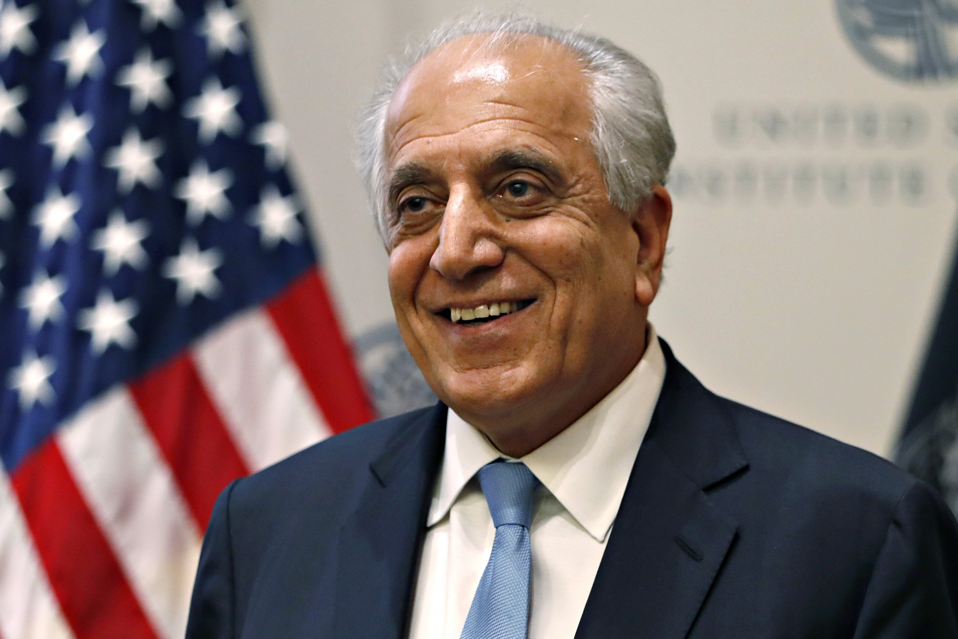 Envoy to Afghanistan says US not cutting and running