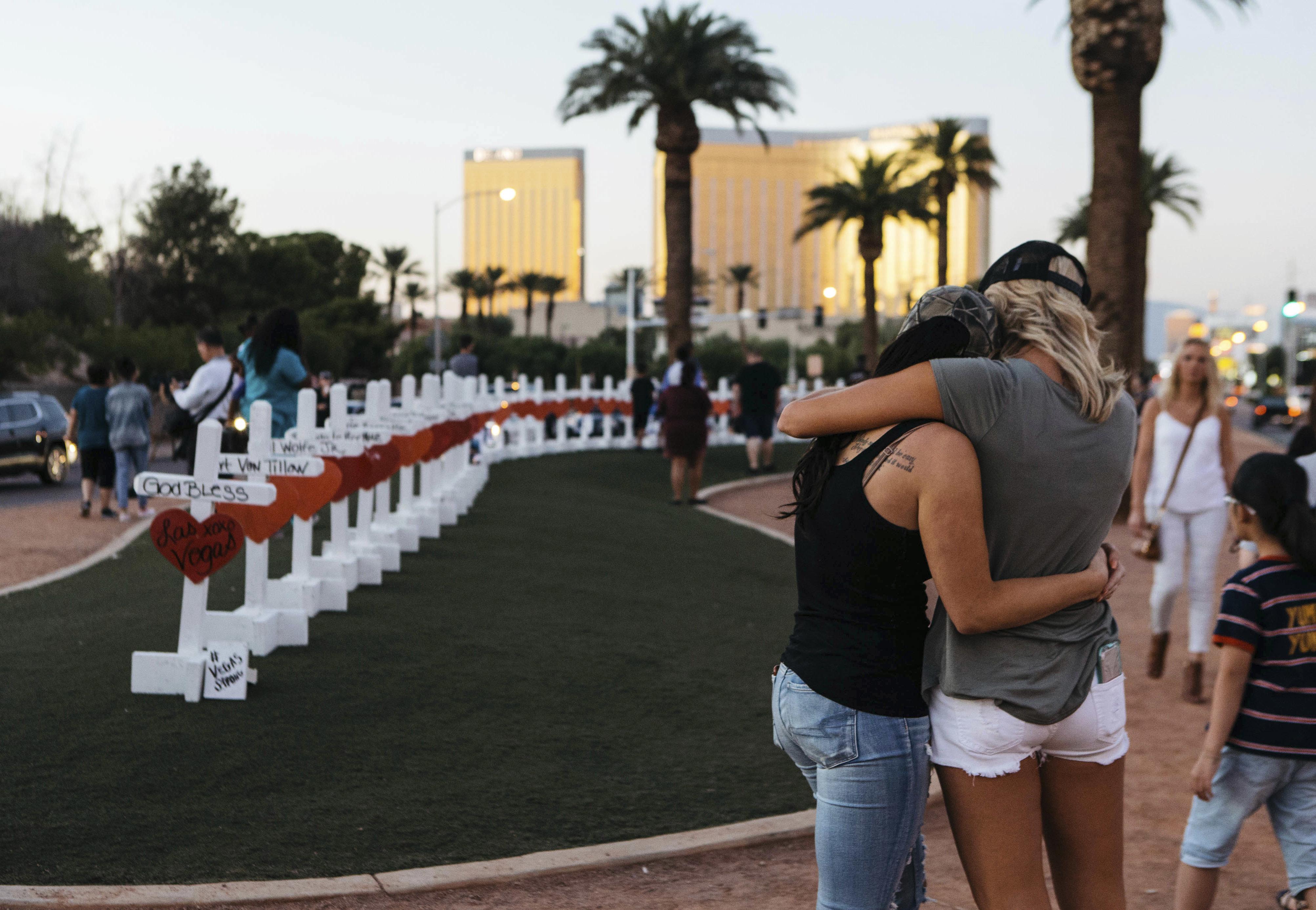 Presidential hopefuls invited to gun control forum in Vegas
