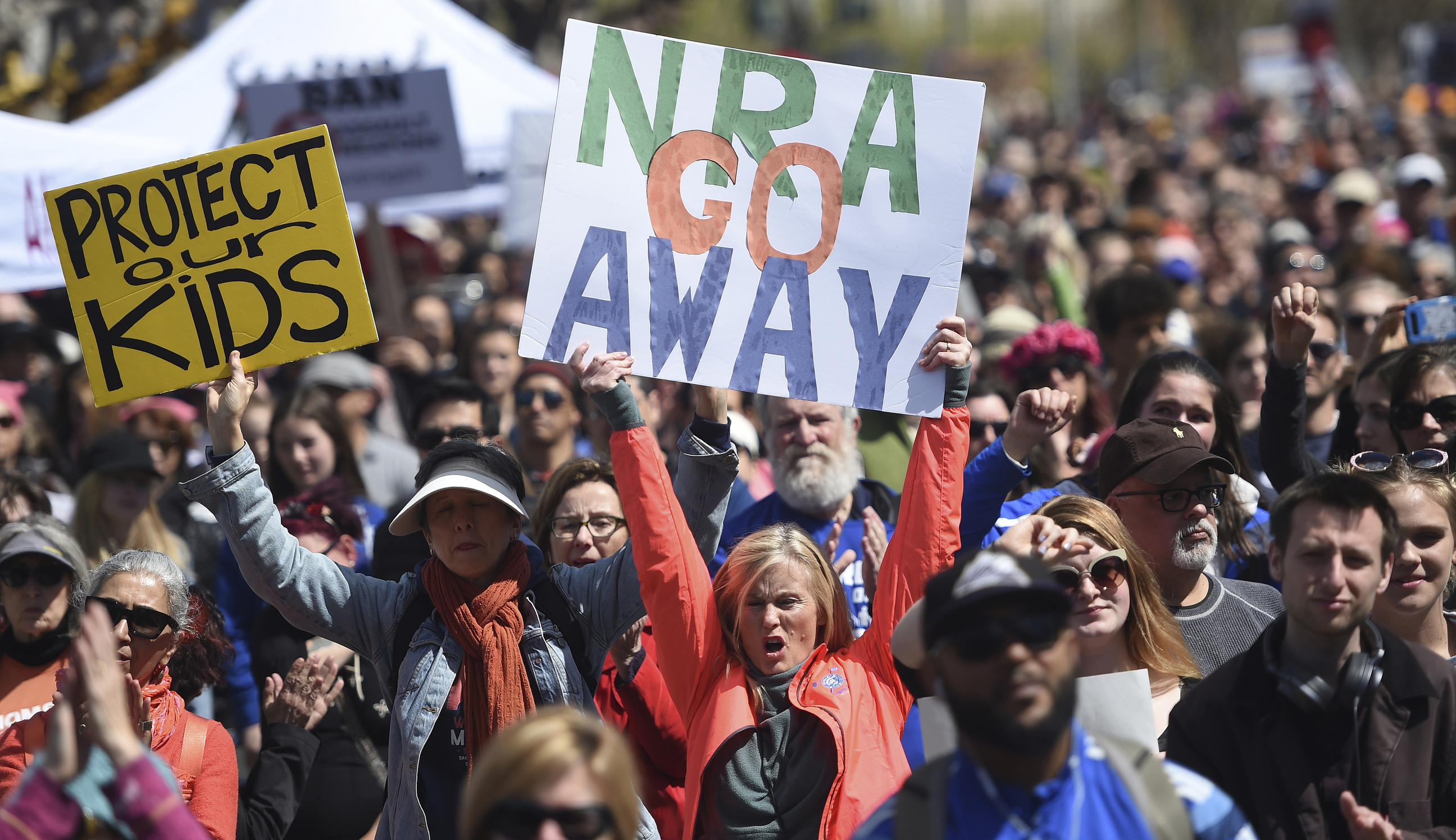 NRA sues San Francisco over terrorist declaration
