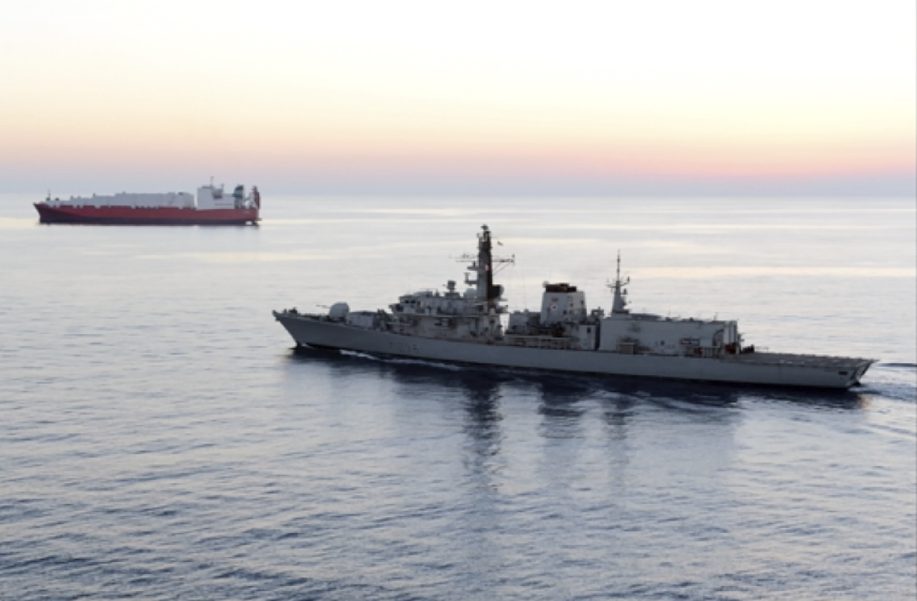 Britain sending destroyer to Gulf amid Iranian threats