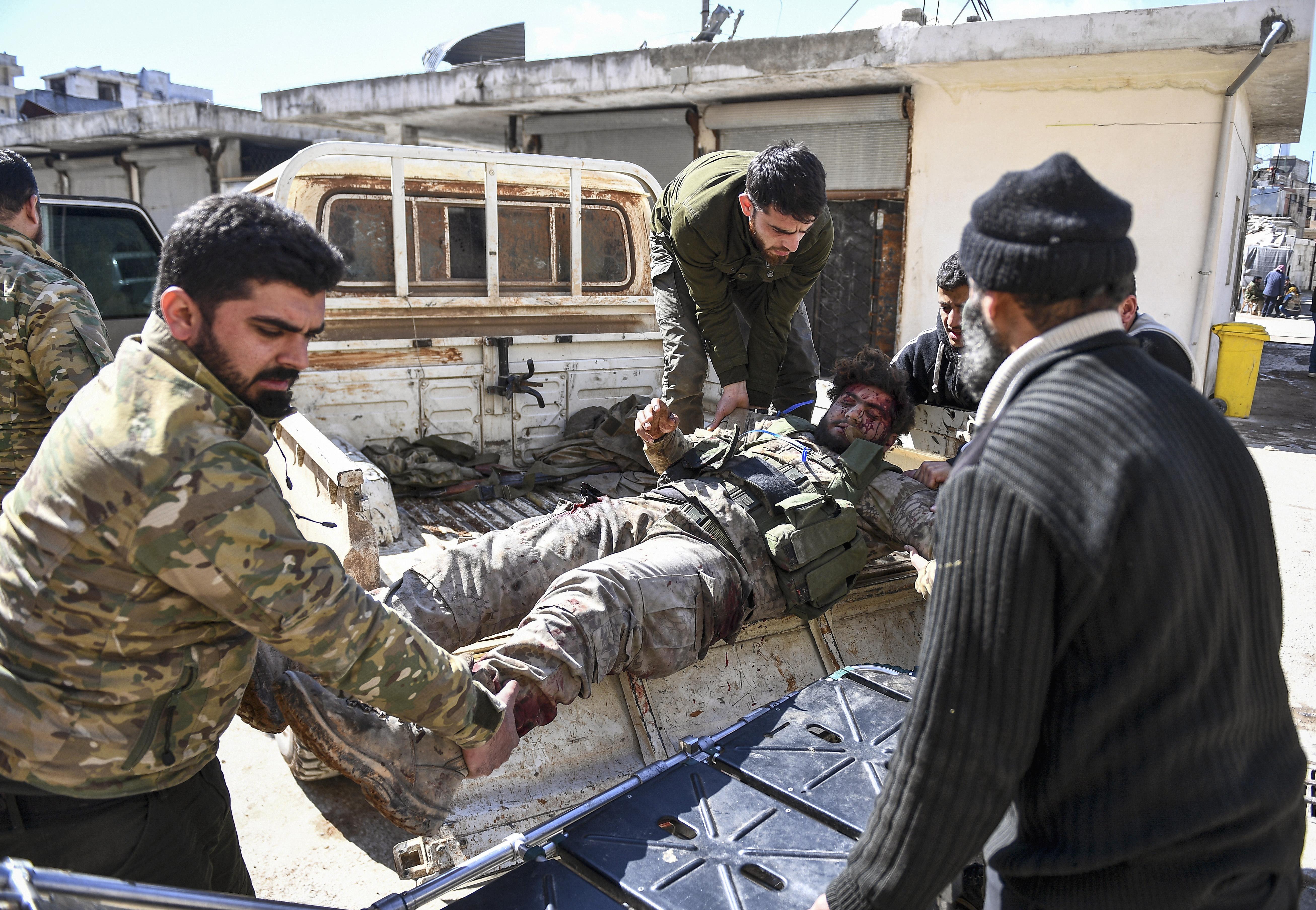 Turkey downs Syrian fighter jet in northwest Idlib