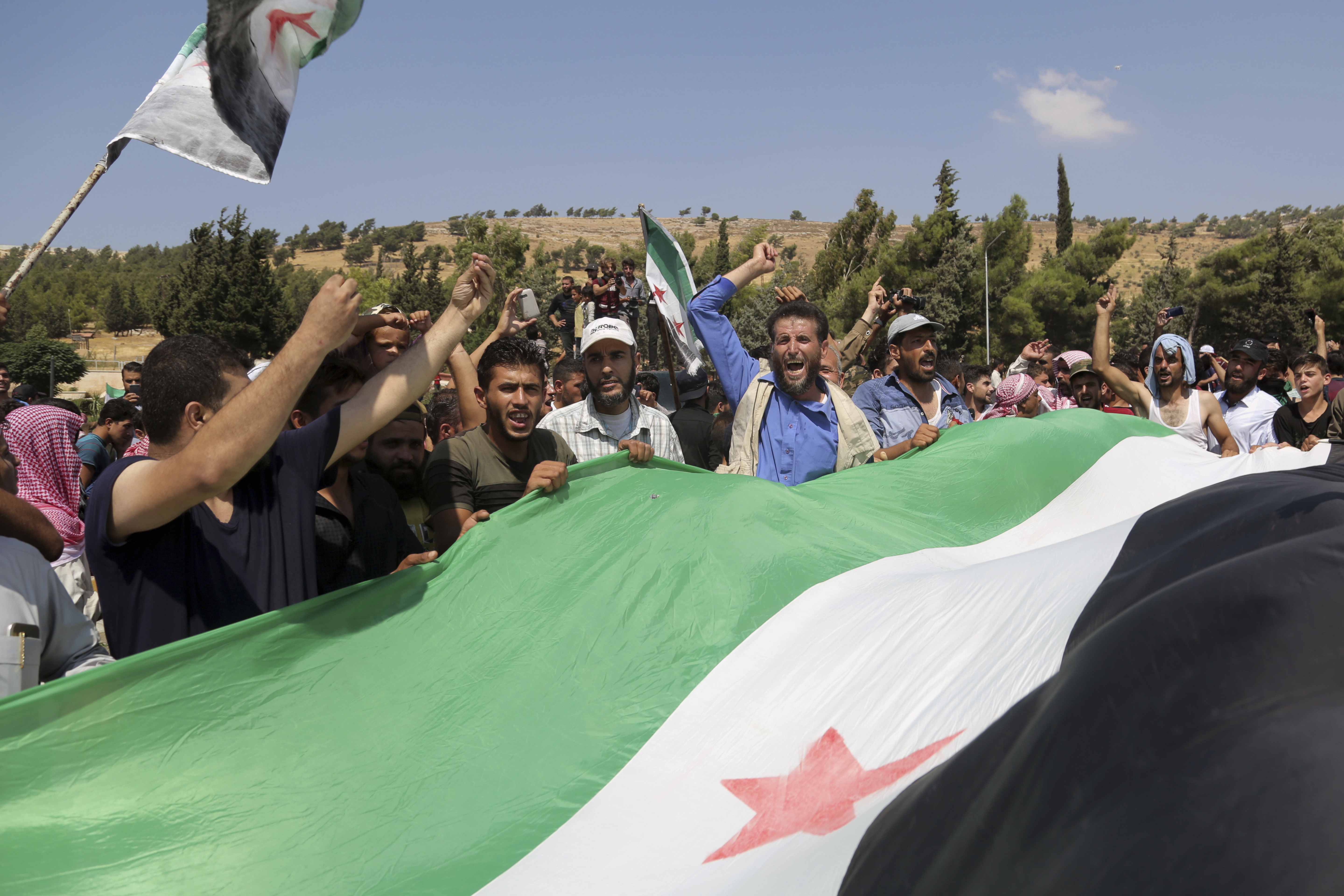 Cease-fire brings temporary calm to Syrias Idlib