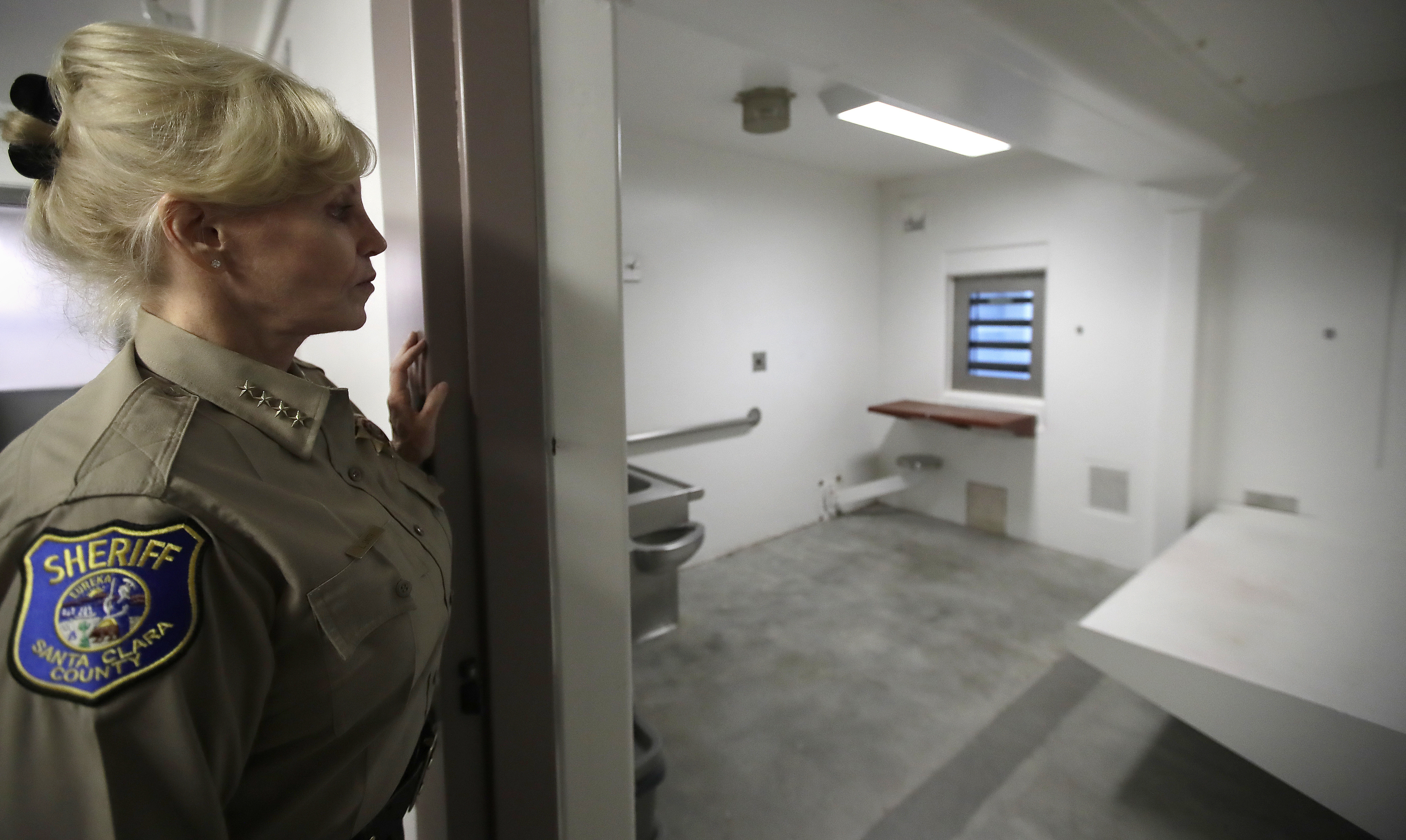 California jails use kinder approach to solitary confinement
