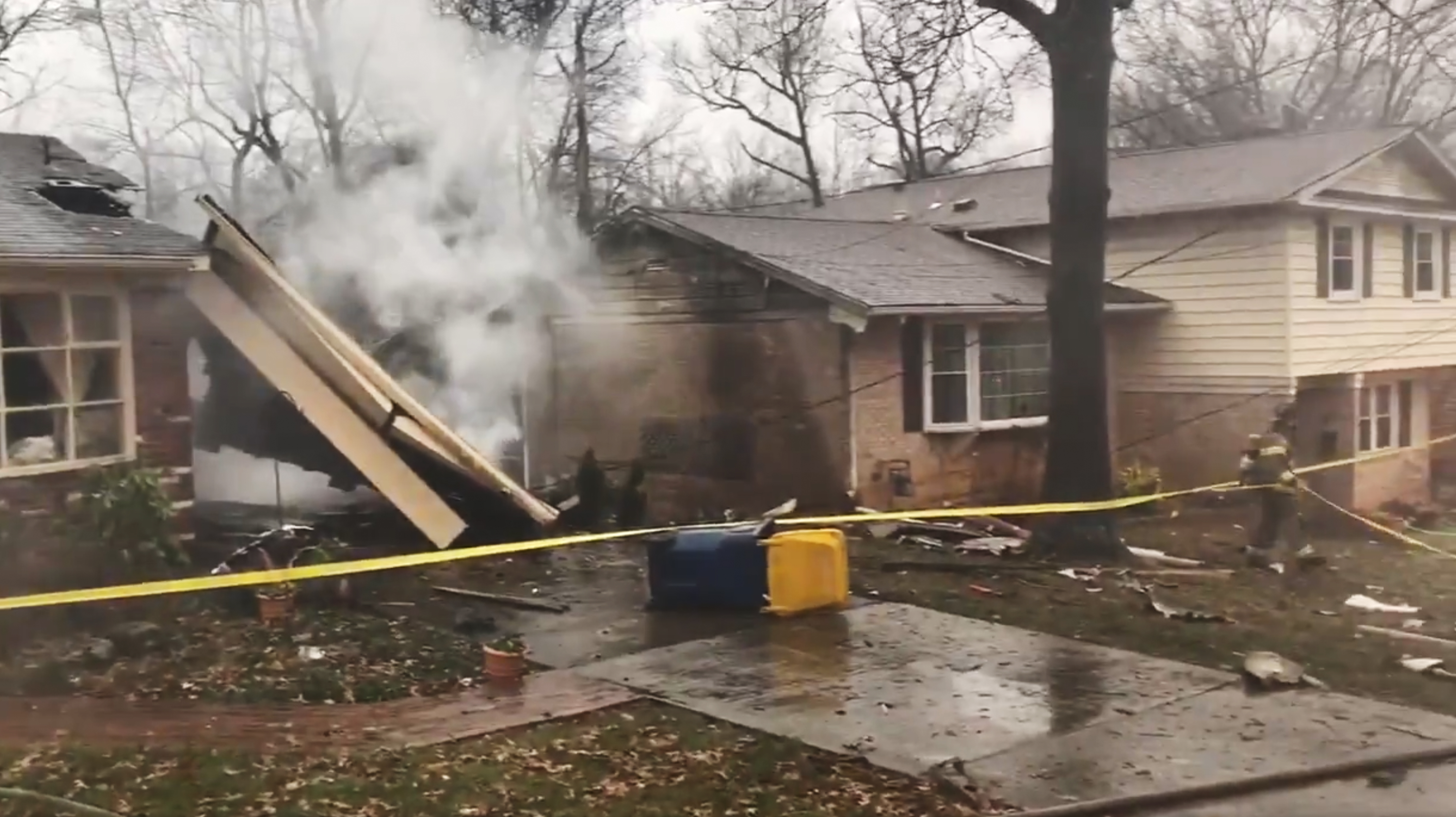 Maryland police identify pilot killed in plane crash