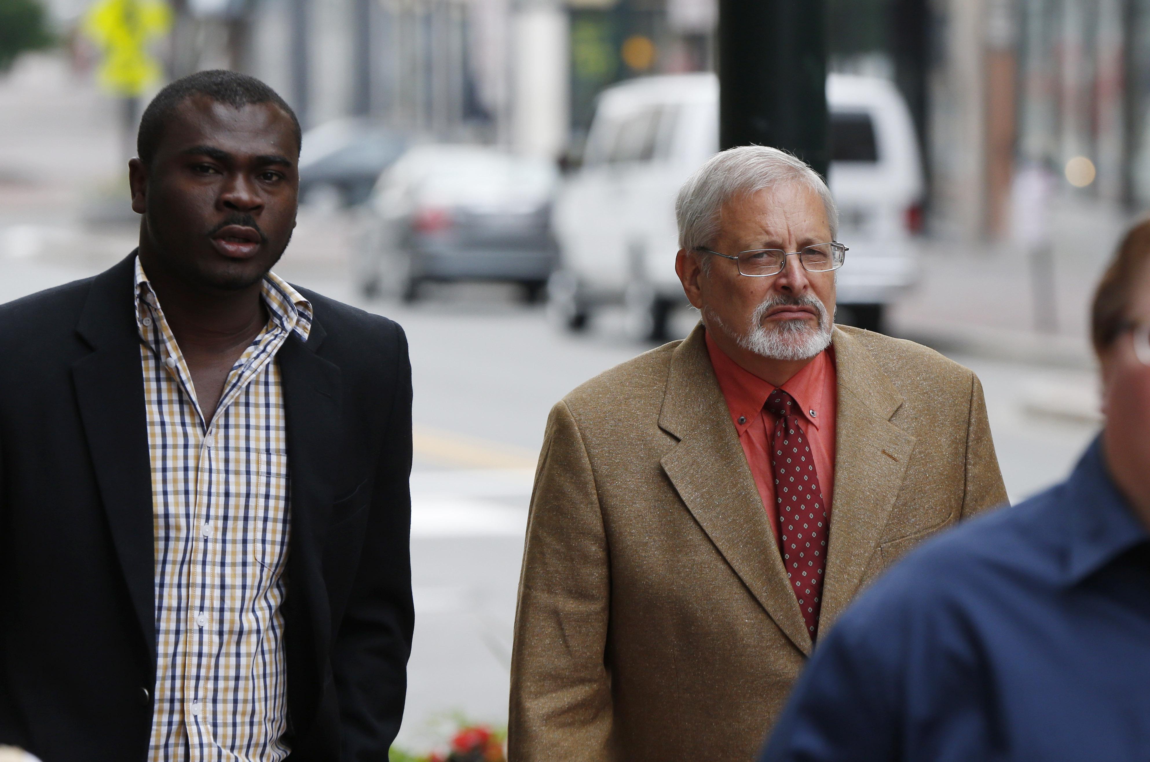 Defamation suit over Haiti sex abuse claim settled