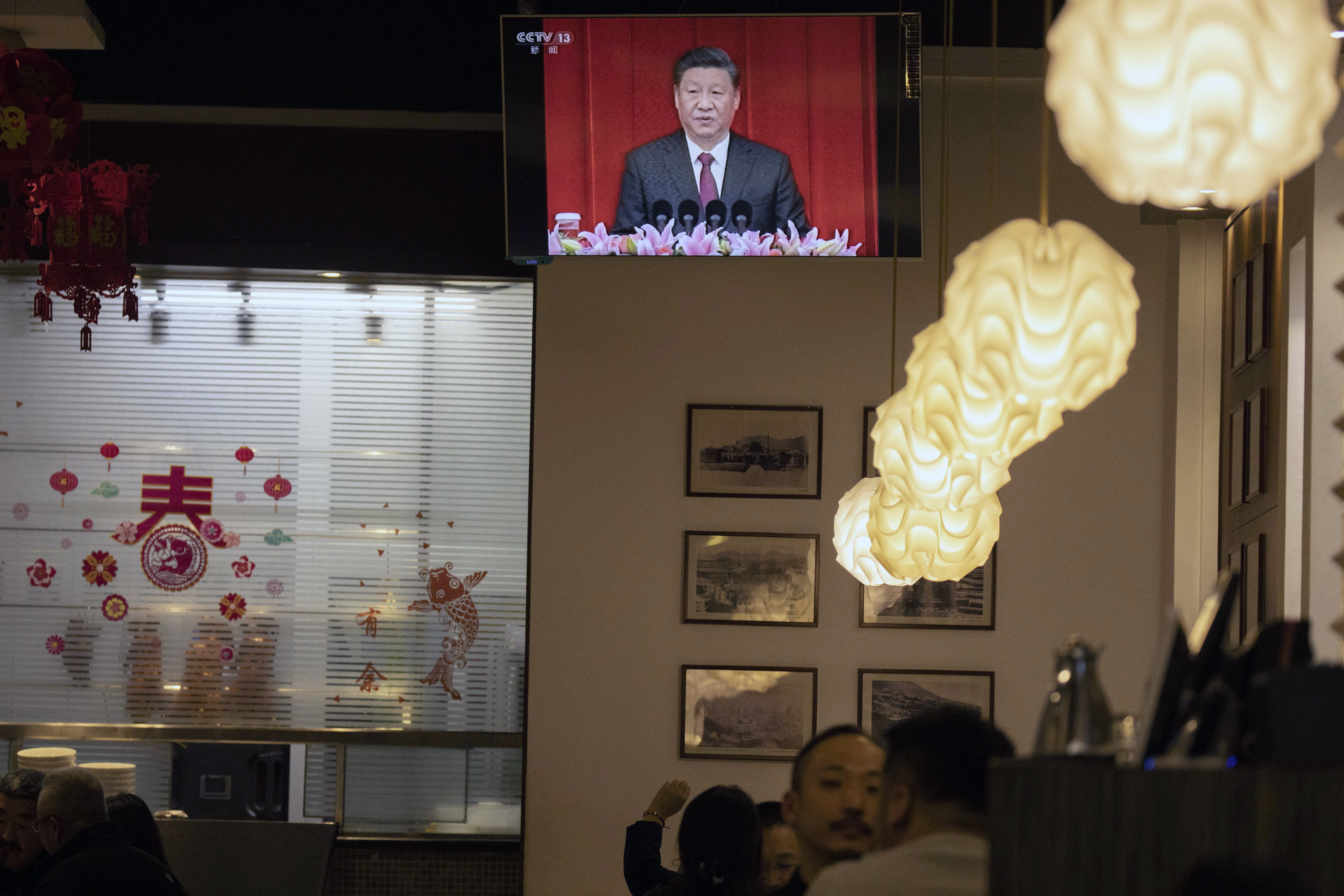 Chinas Xi urges Hong Kong stability in New Years address