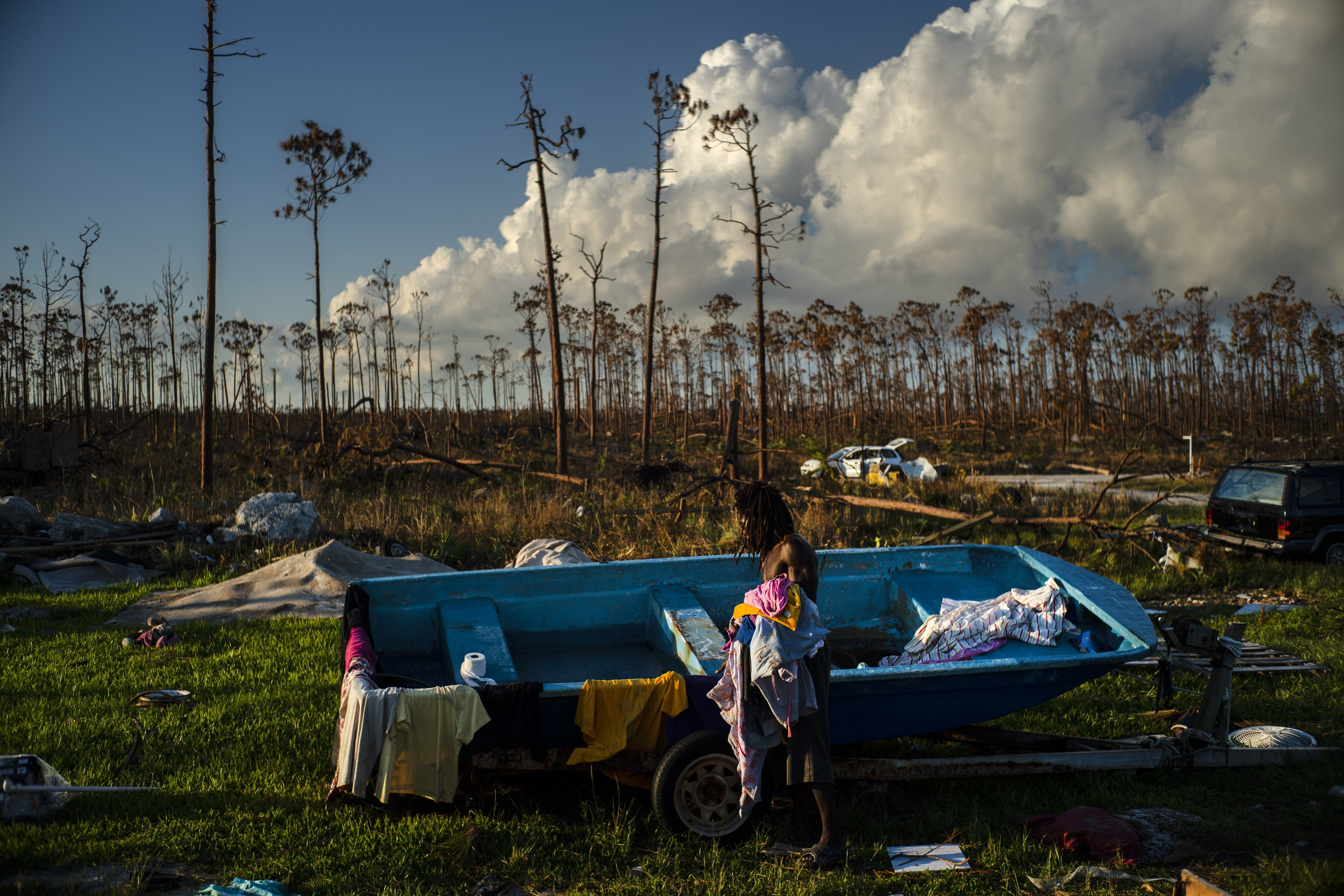 Experts say adapting to climate change can pay off manifold