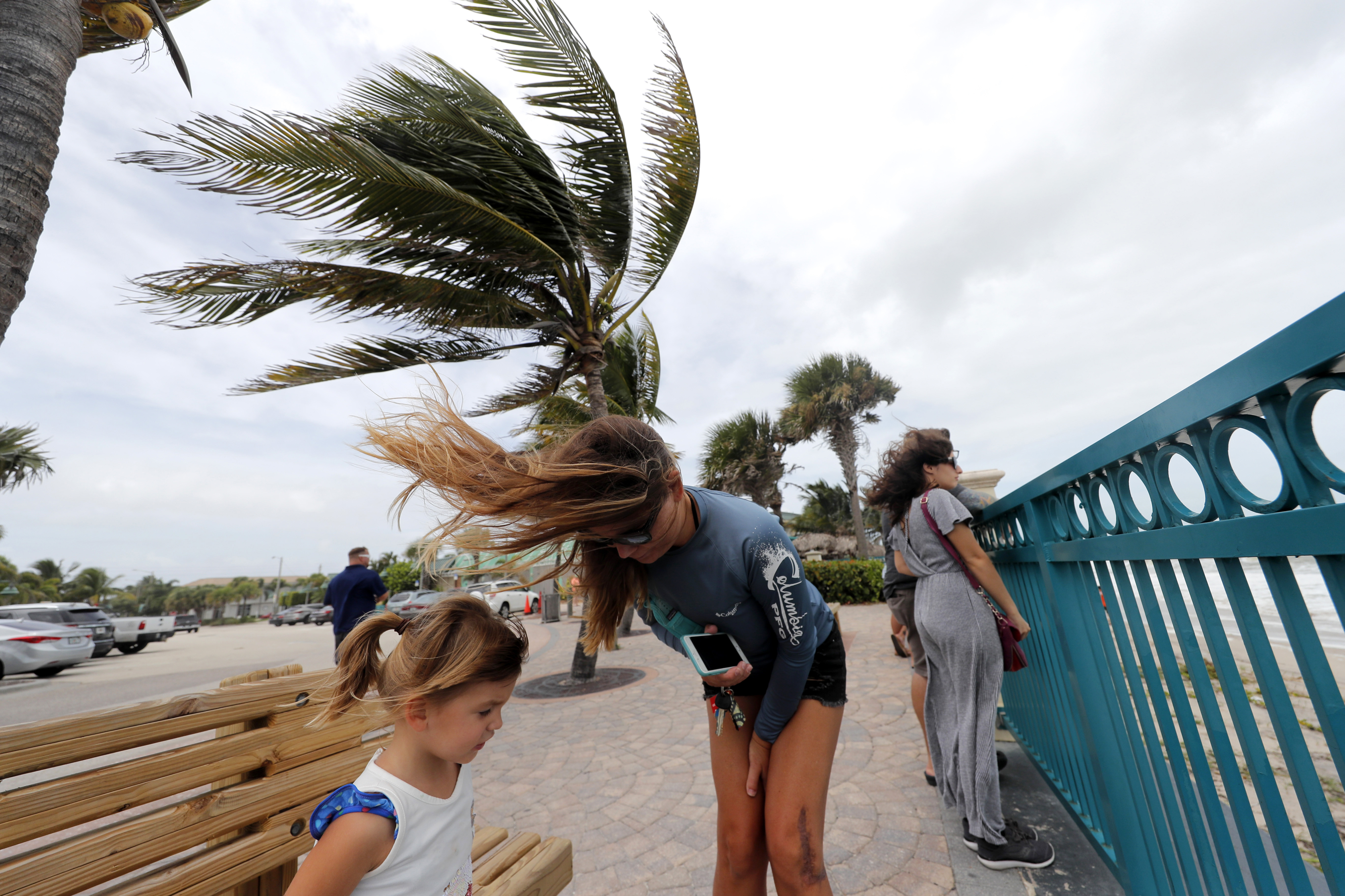 4th time in 4 years: Its hurricane evacuation time in US