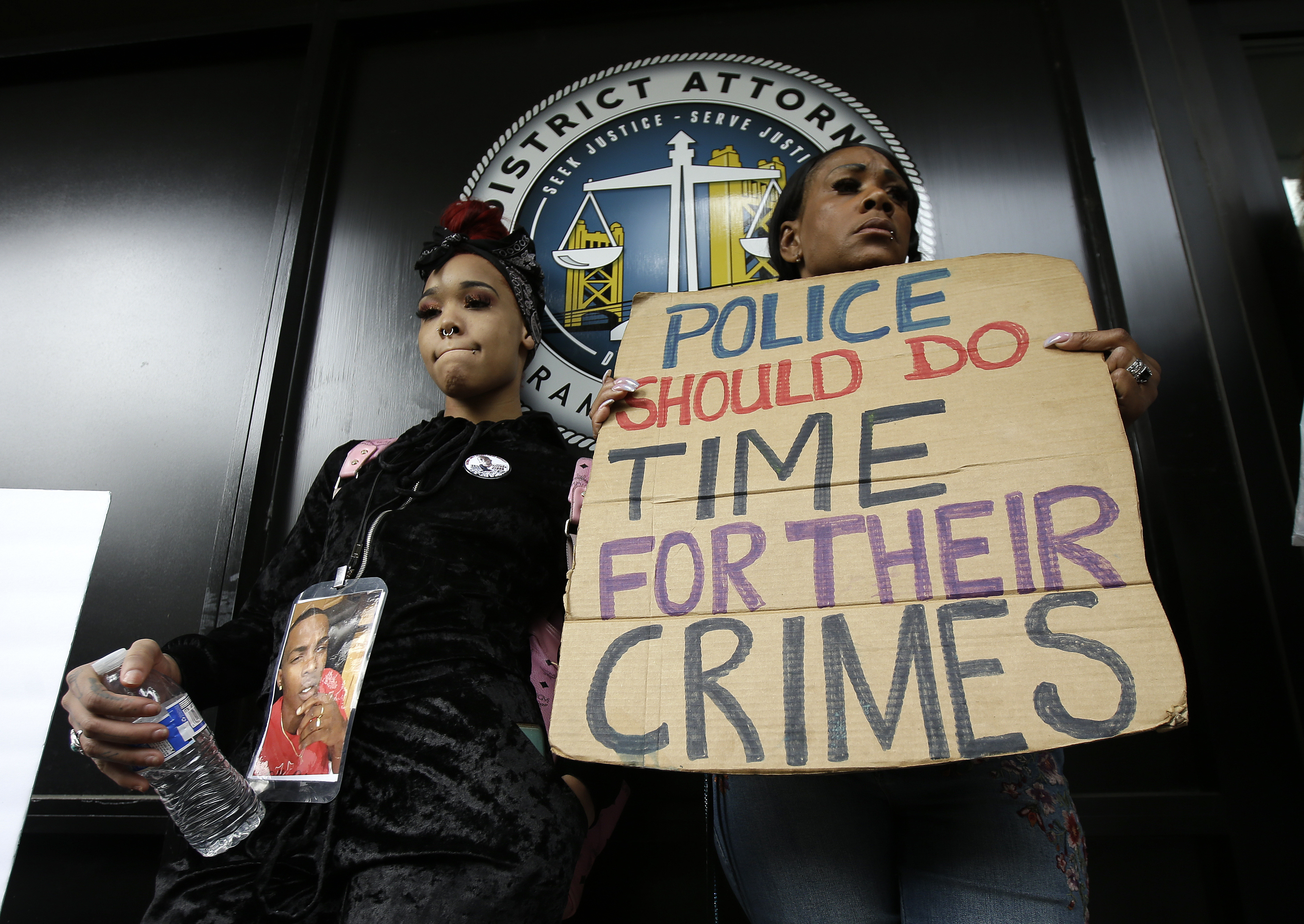 No federal charges in fatal California police shooting