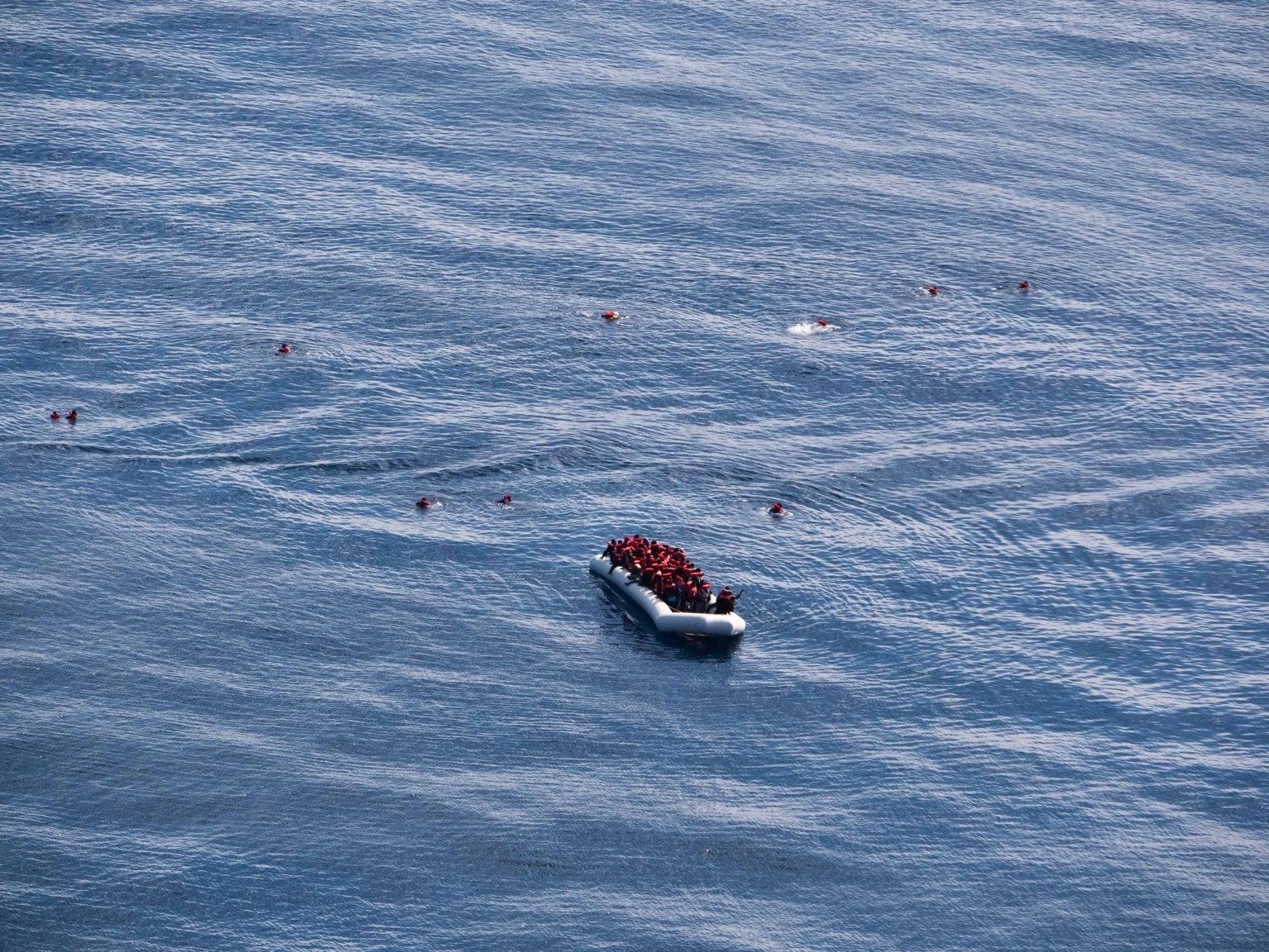 Libya coast guard intercepts dozens of Europe-bound migrants