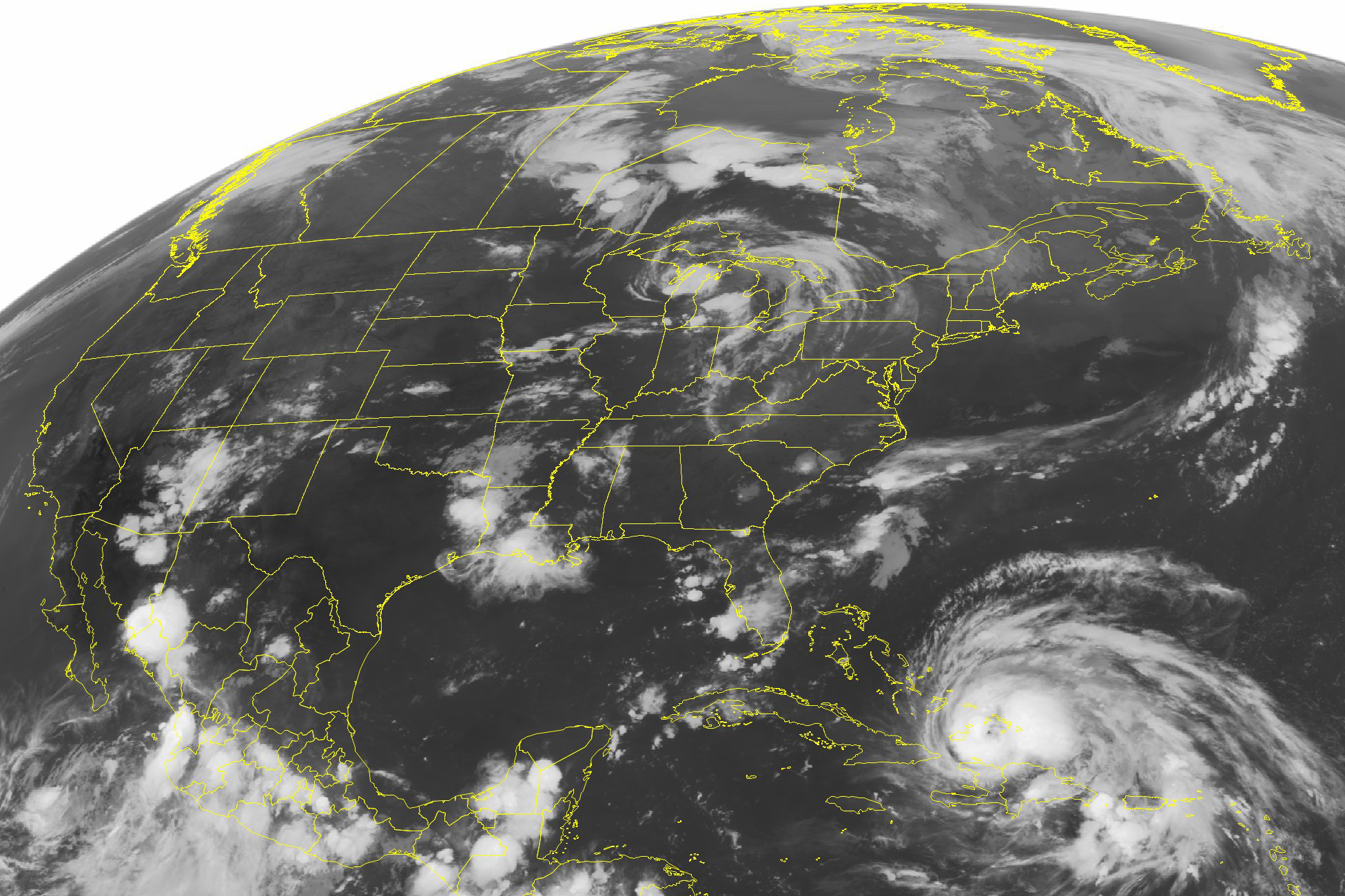 Scientists discover big storms can create stormquakes