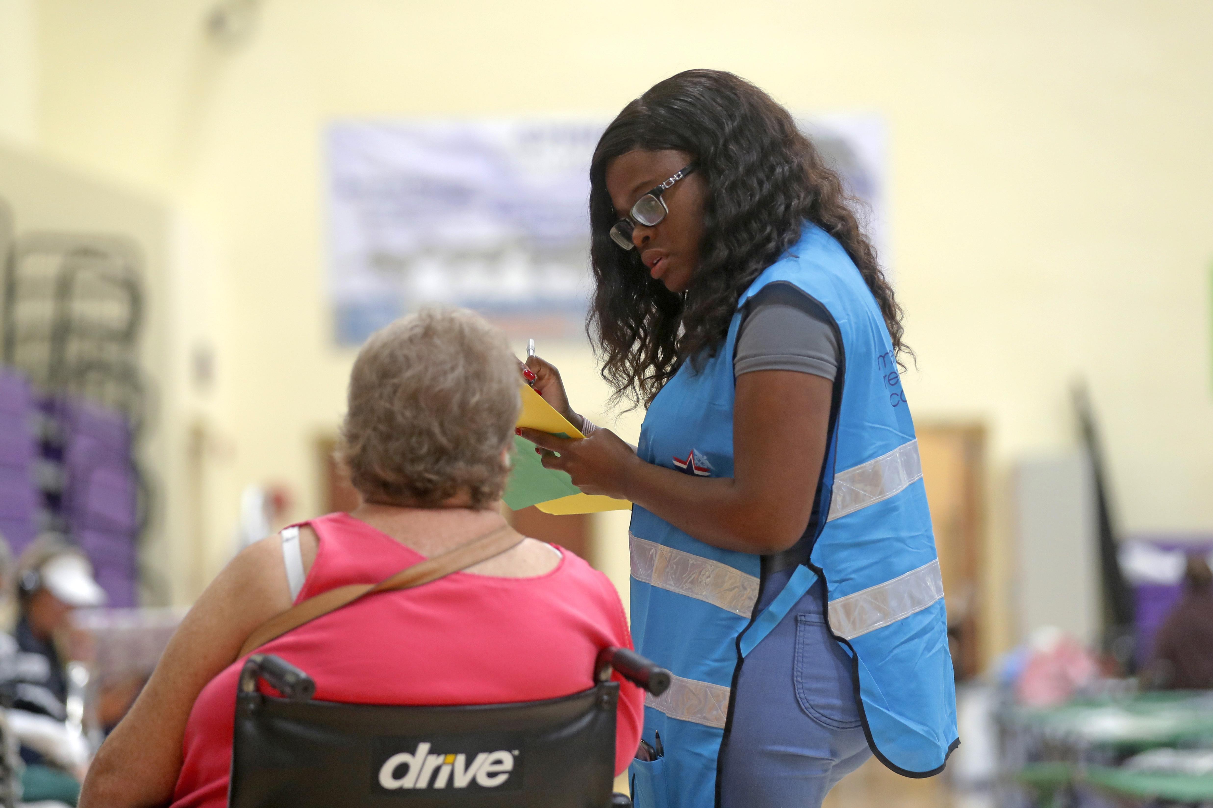 Hurricane Dorian triggers massive flooding across Bahamas