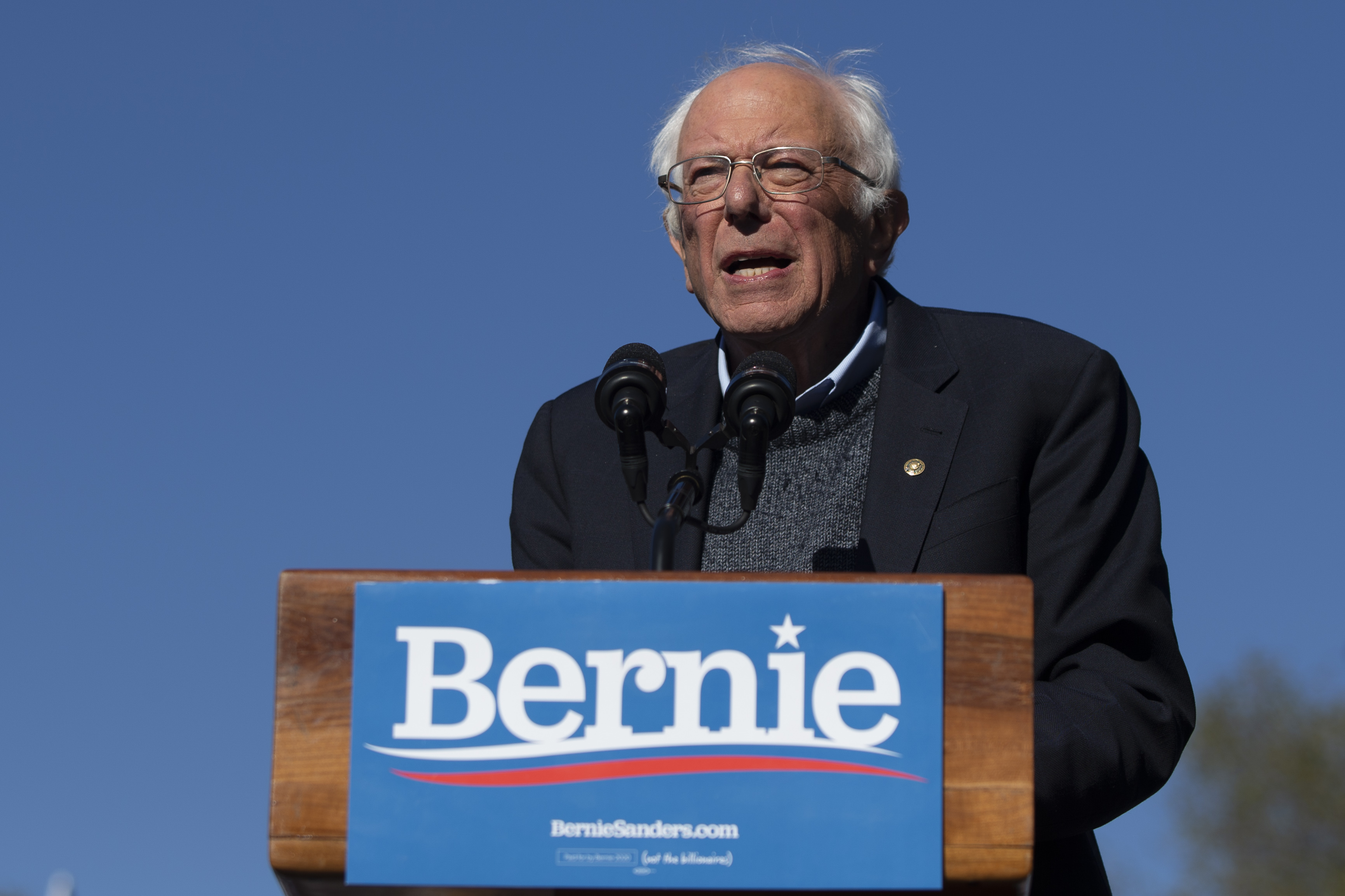 Just too darn old: Sanders, Biden confront age concerns