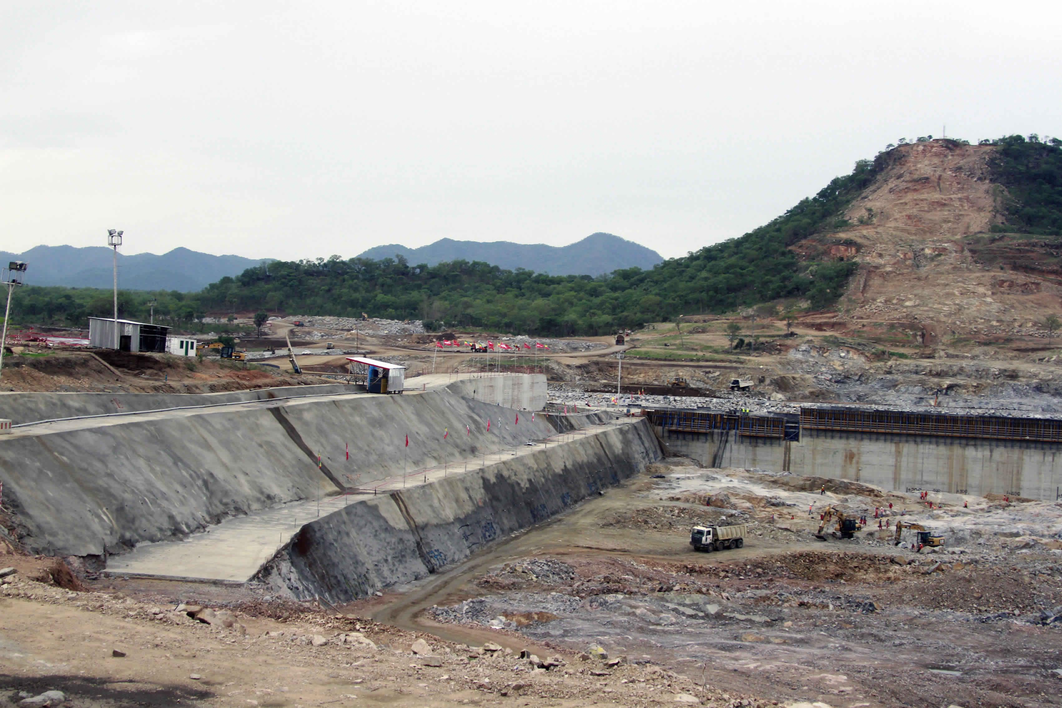 Egypt says no breakthrough with Ethiopia over Nile dam