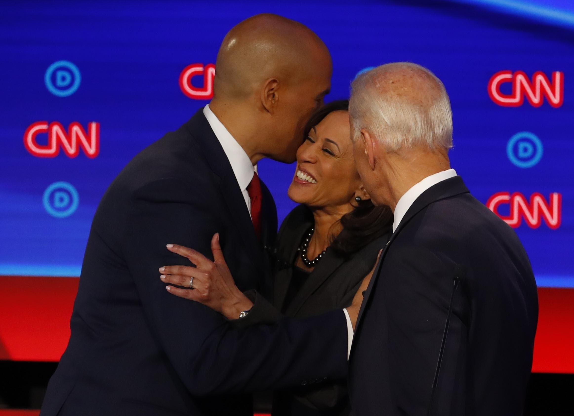 Debate takeaways: Democratic divisions intensify