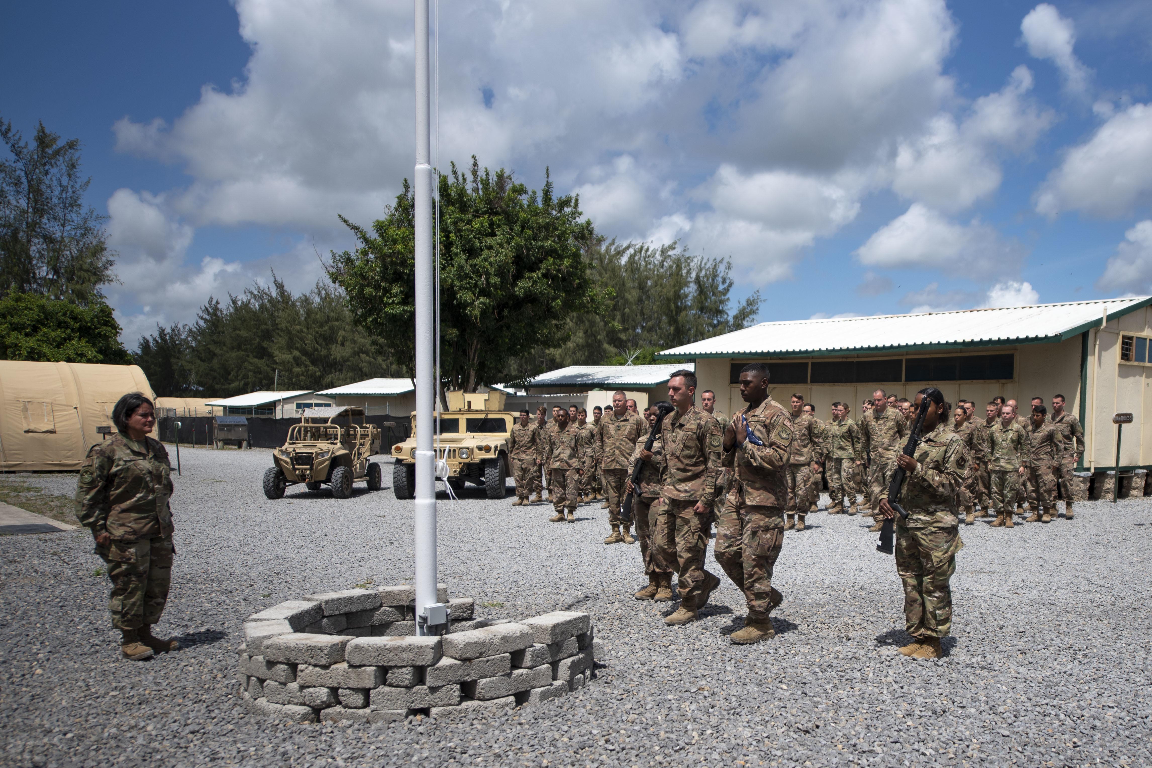 Al-Shabab attacks base used by US, Kenyan troops in Kenya