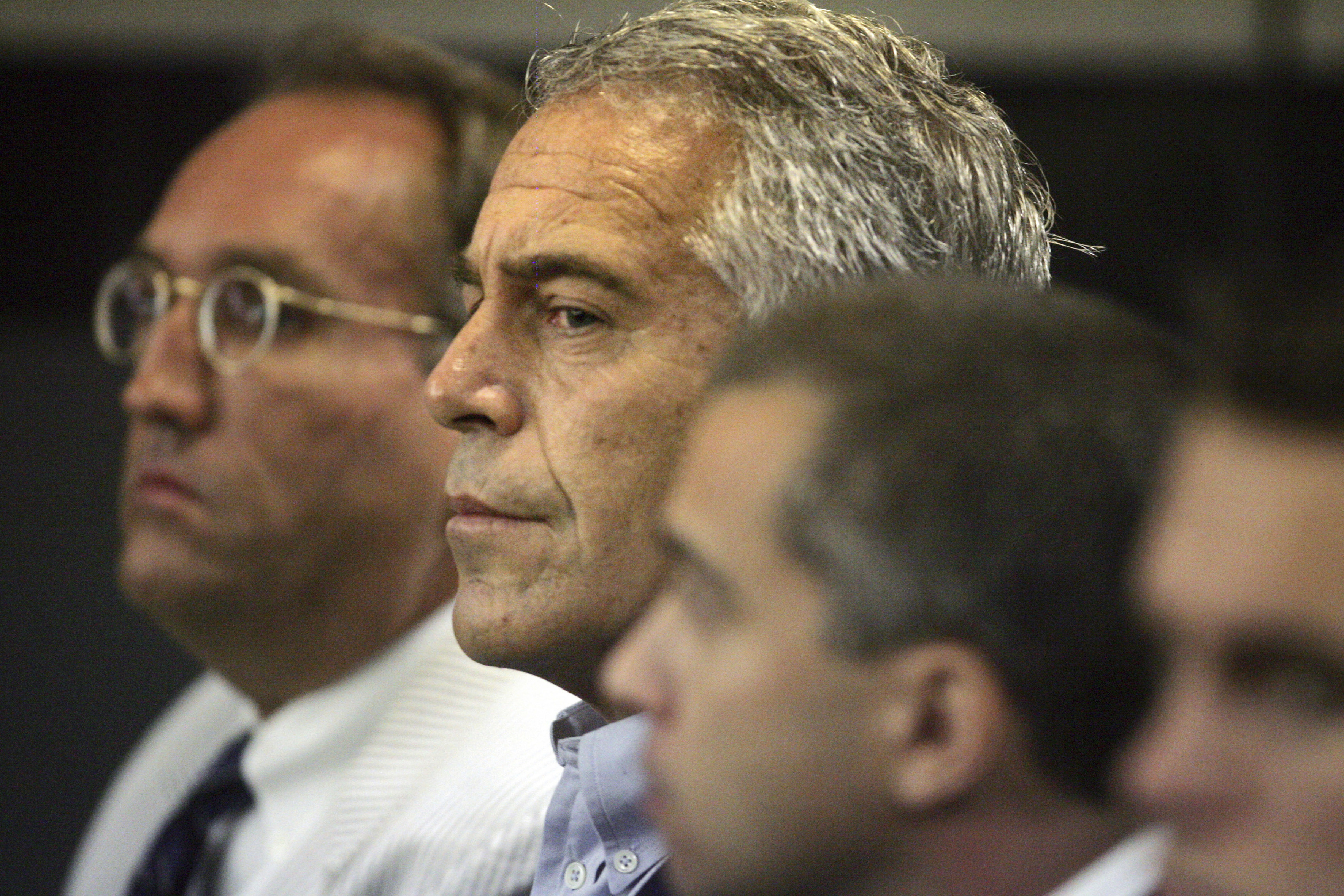 The Latest: Prosecution: Epstein could influence witness