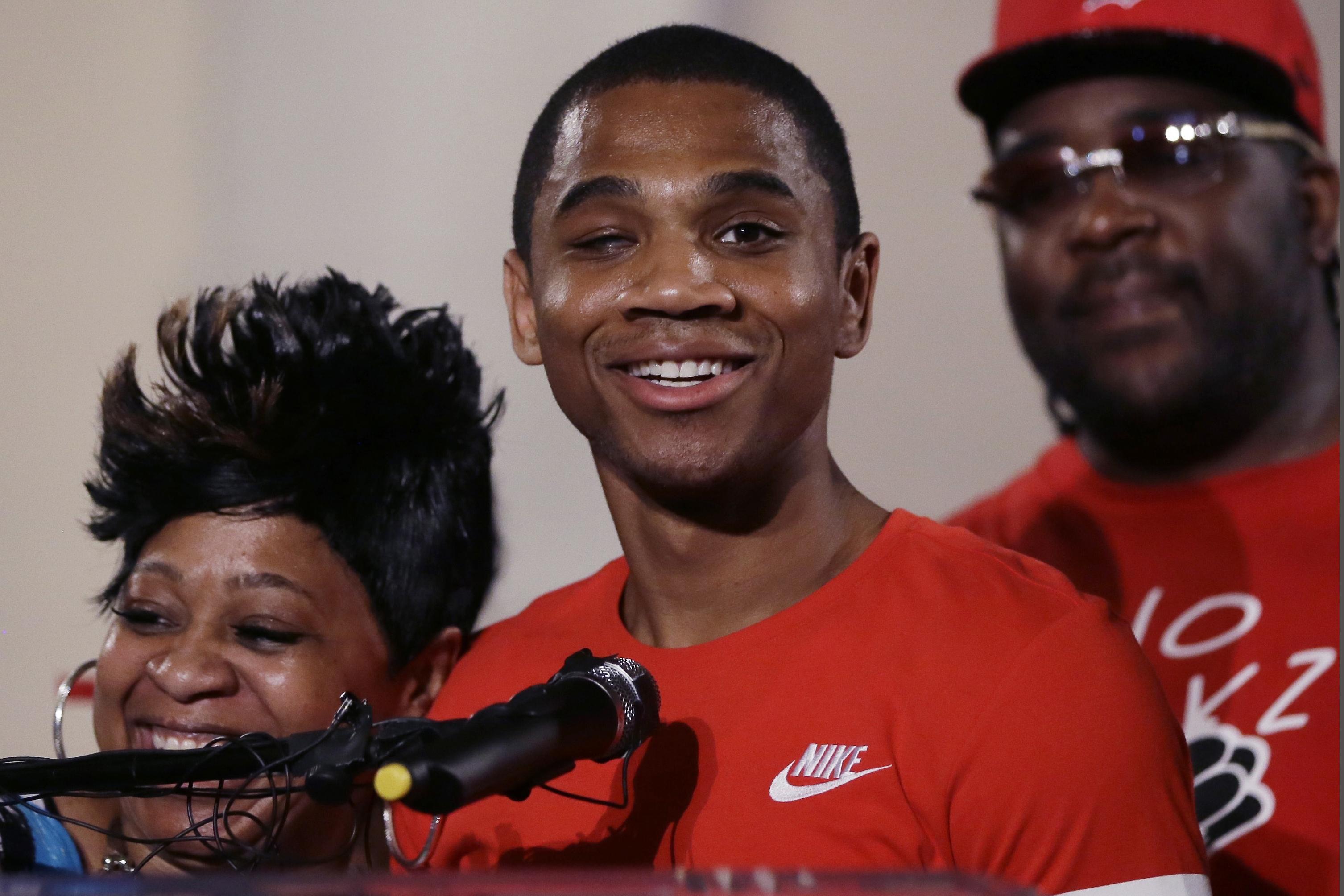 Shoe test adds strange twist to Detroit wrongful conviction