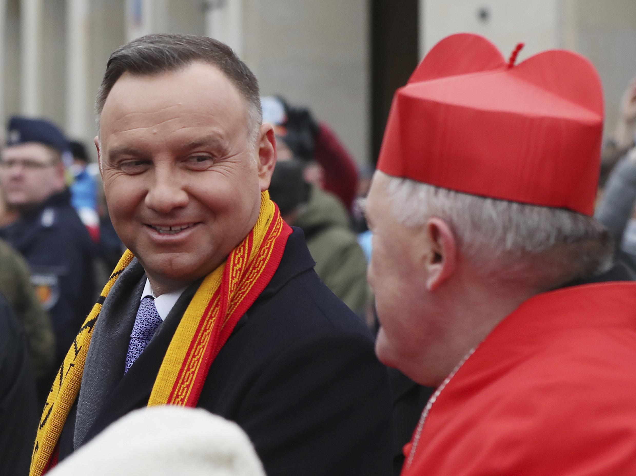 Polish president boycotts Holocaust remembrance in Israel
