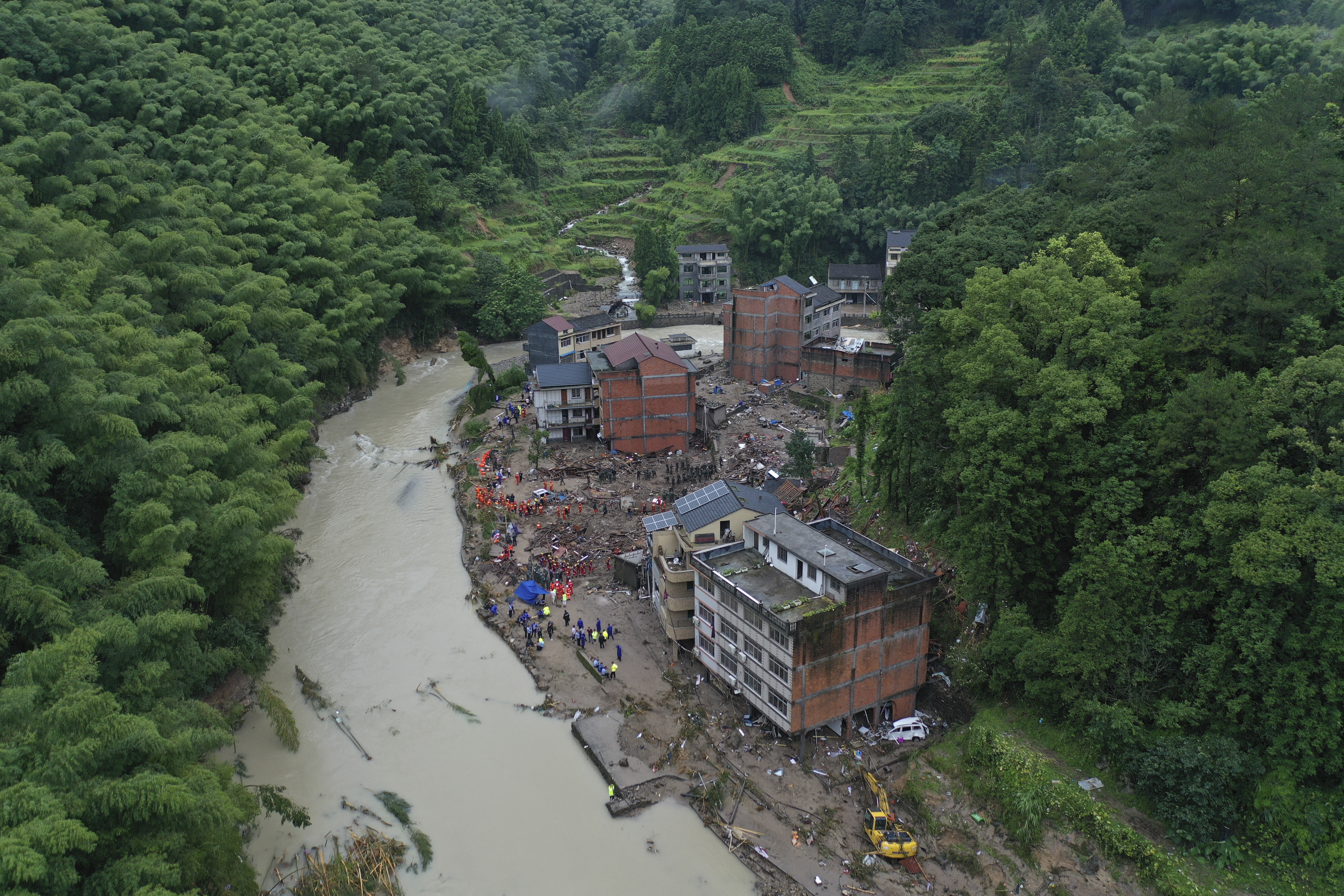 Typhoon Lekima death toll reaches 33 in China