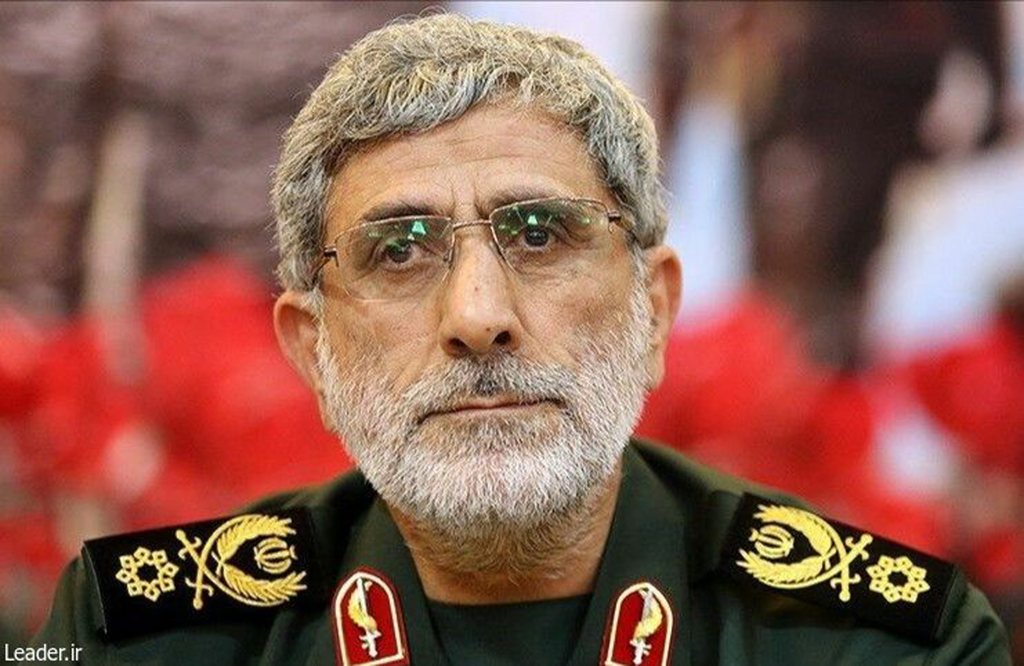 Iran general steps out of Soleimanis shadow to lead proxies