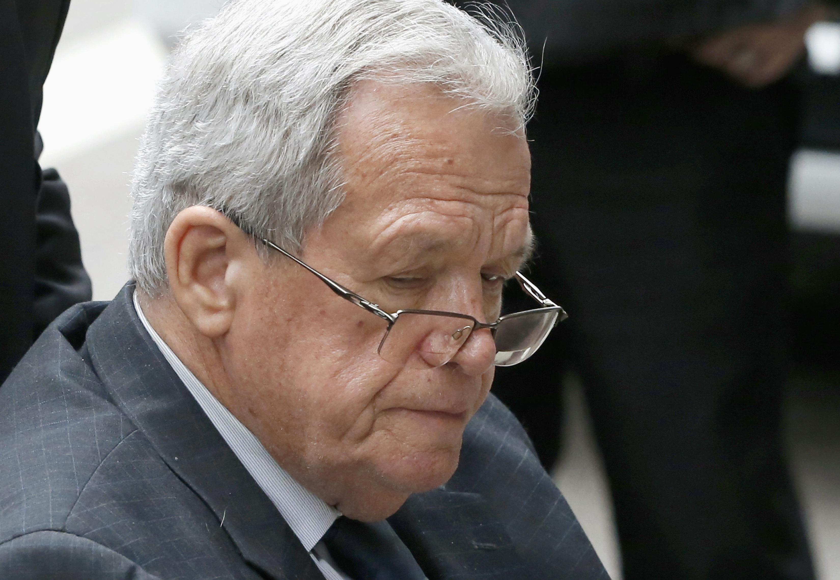 Judge: Hastert victim broke terms of $3.5M hush-money deal