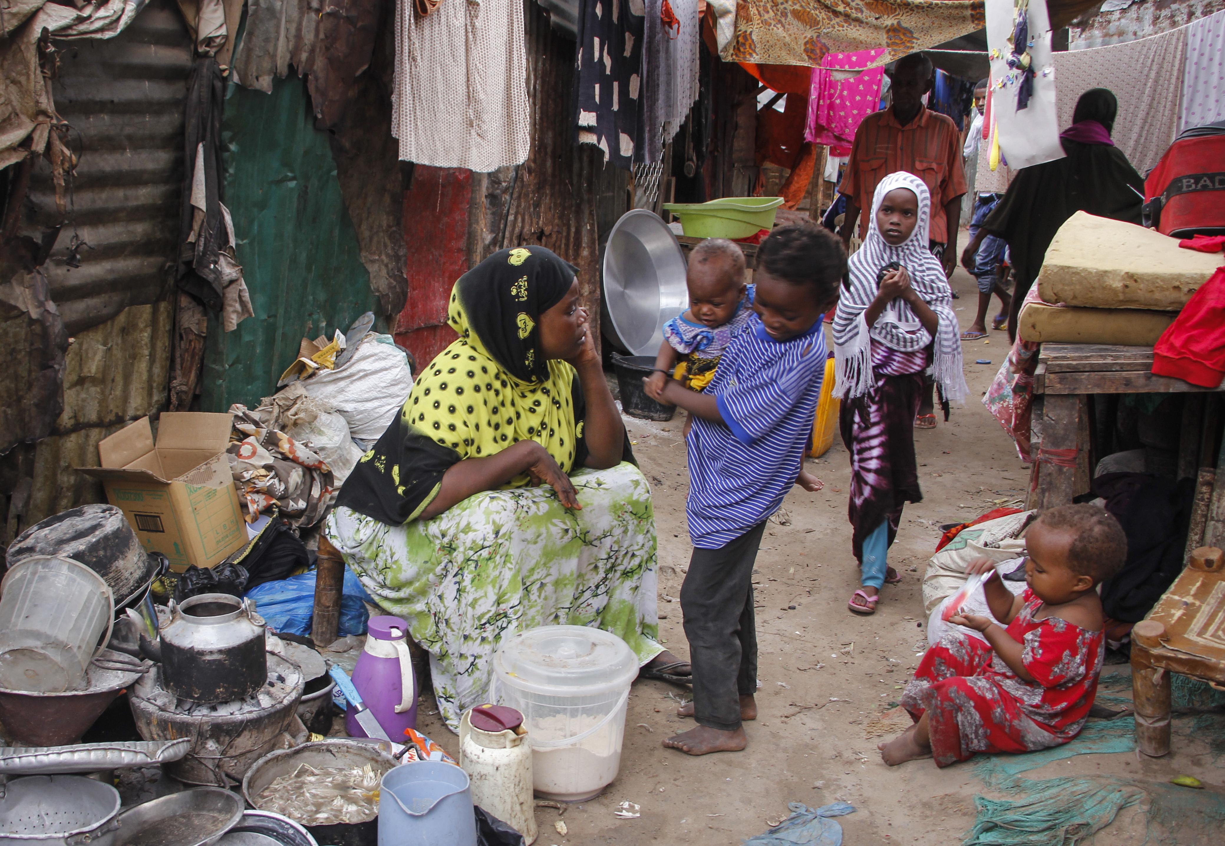 Virus Outbreak Somalia