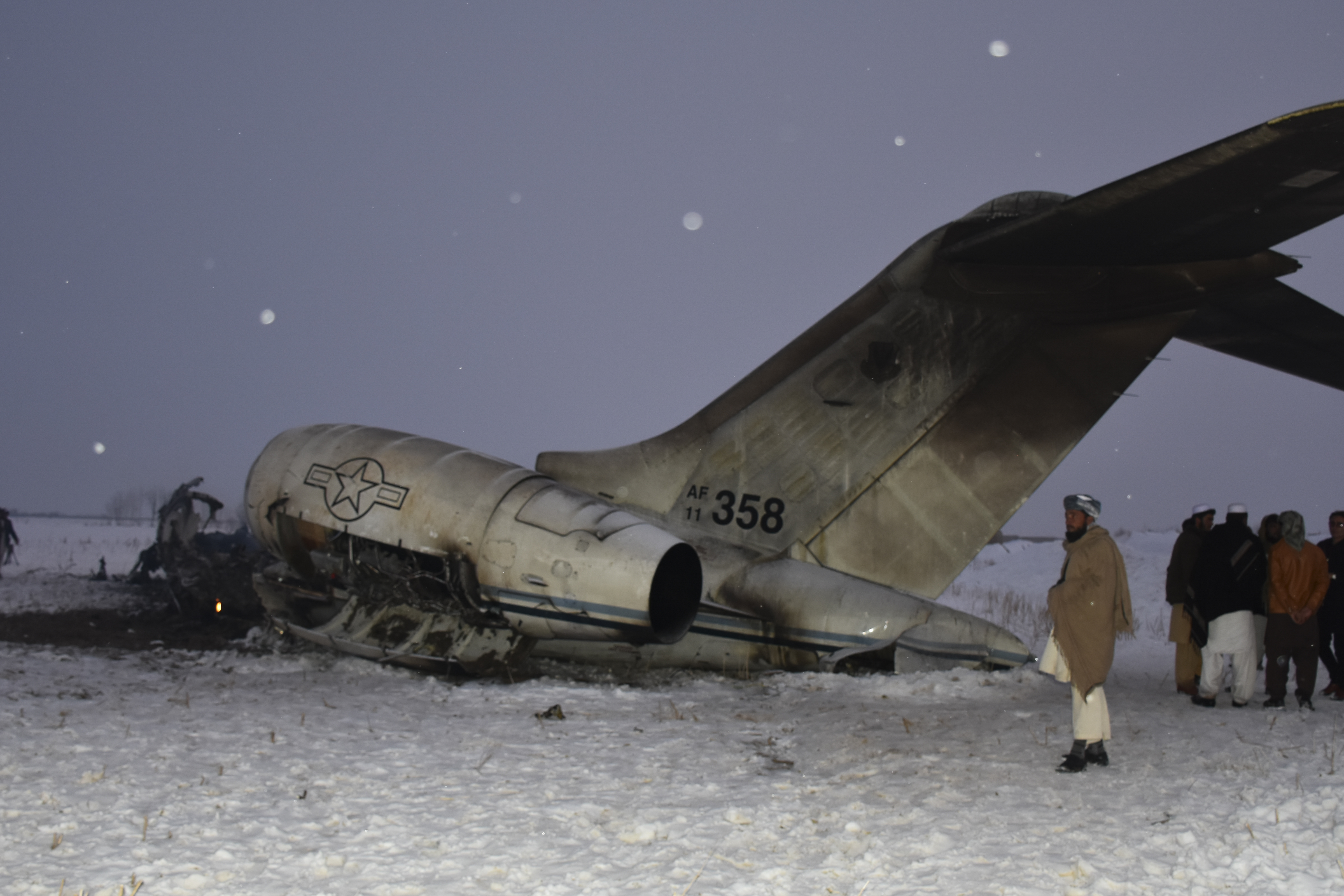 Pentagon identifies 2 Air Force airmen killed in Afghanistan