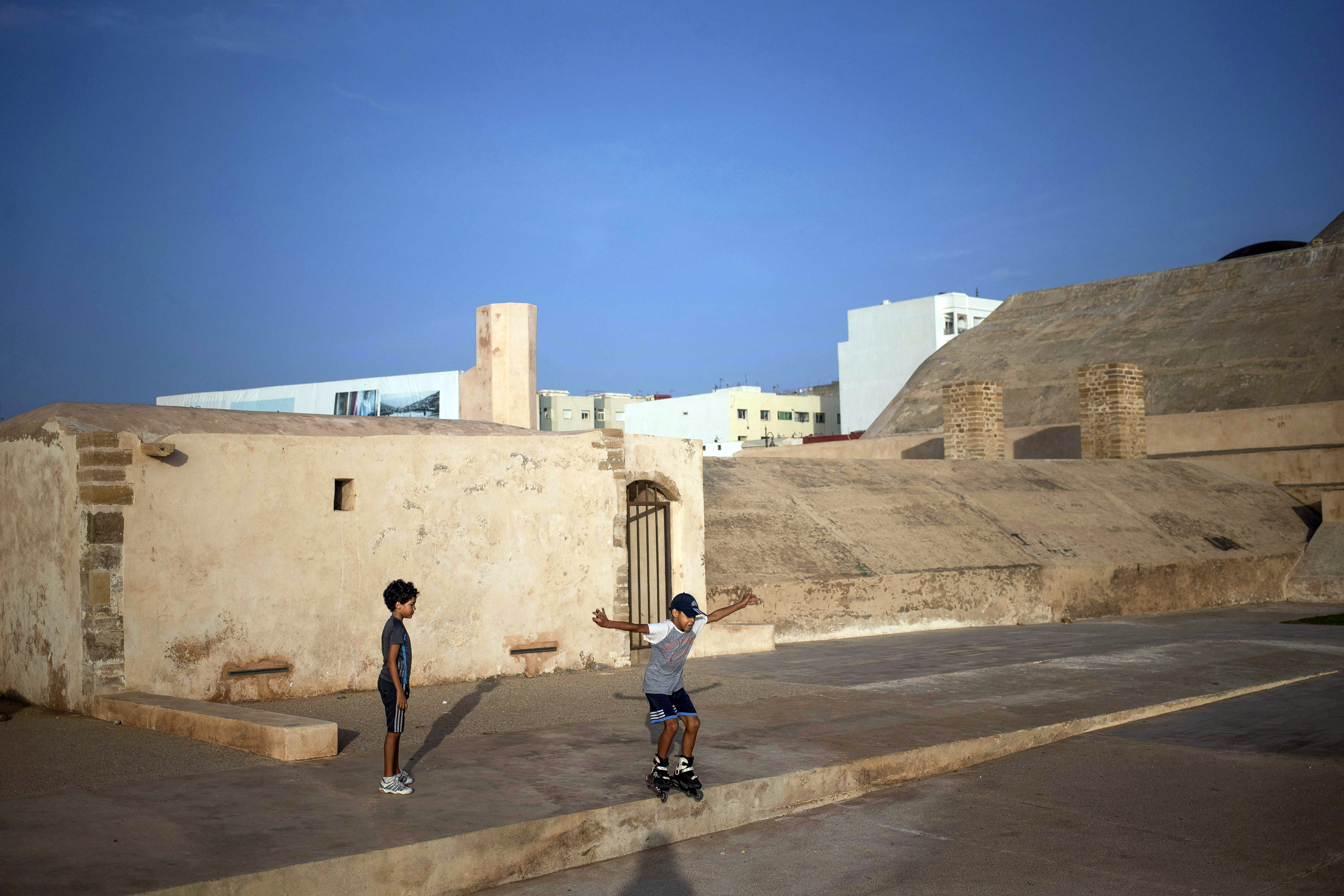 Morocco faces down COVID spread with tough rules