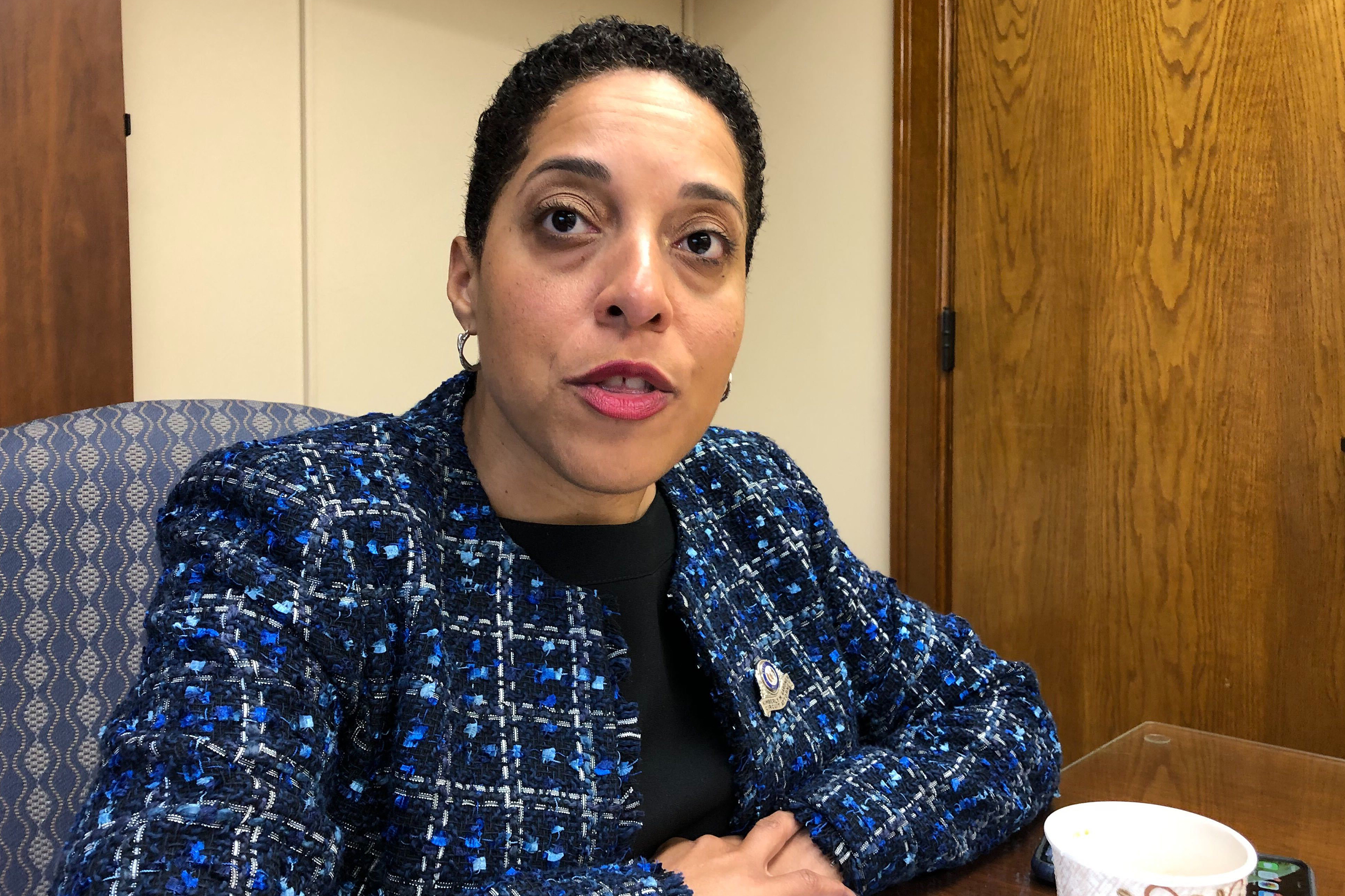 St. Louis prosecutor: Racist interests try to force her out