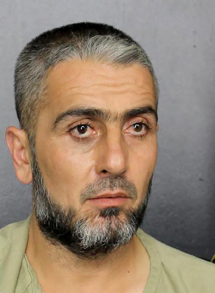 Florida man accused of threatening President Trump