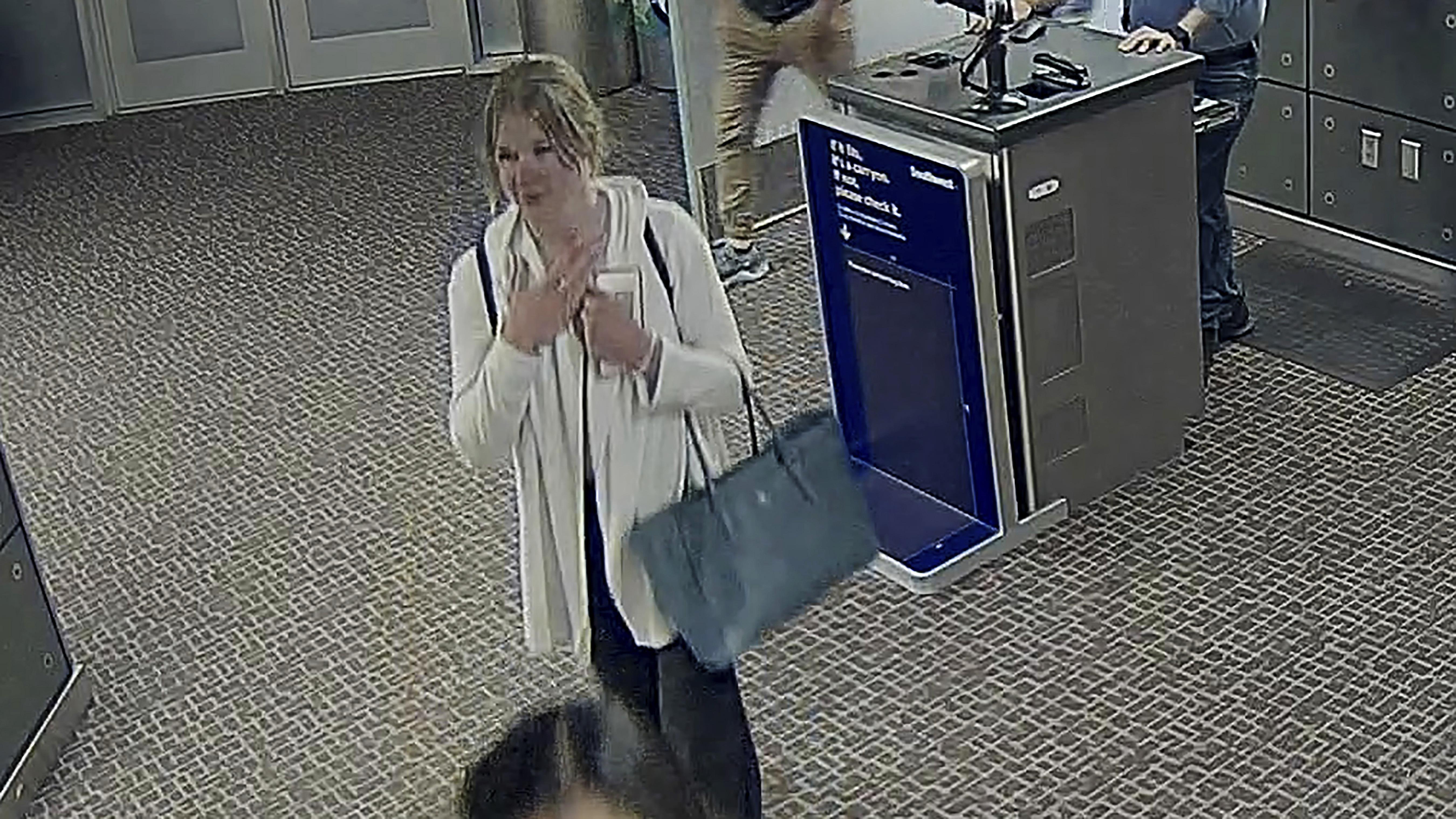 Police seek person who last saw missing Utah college student