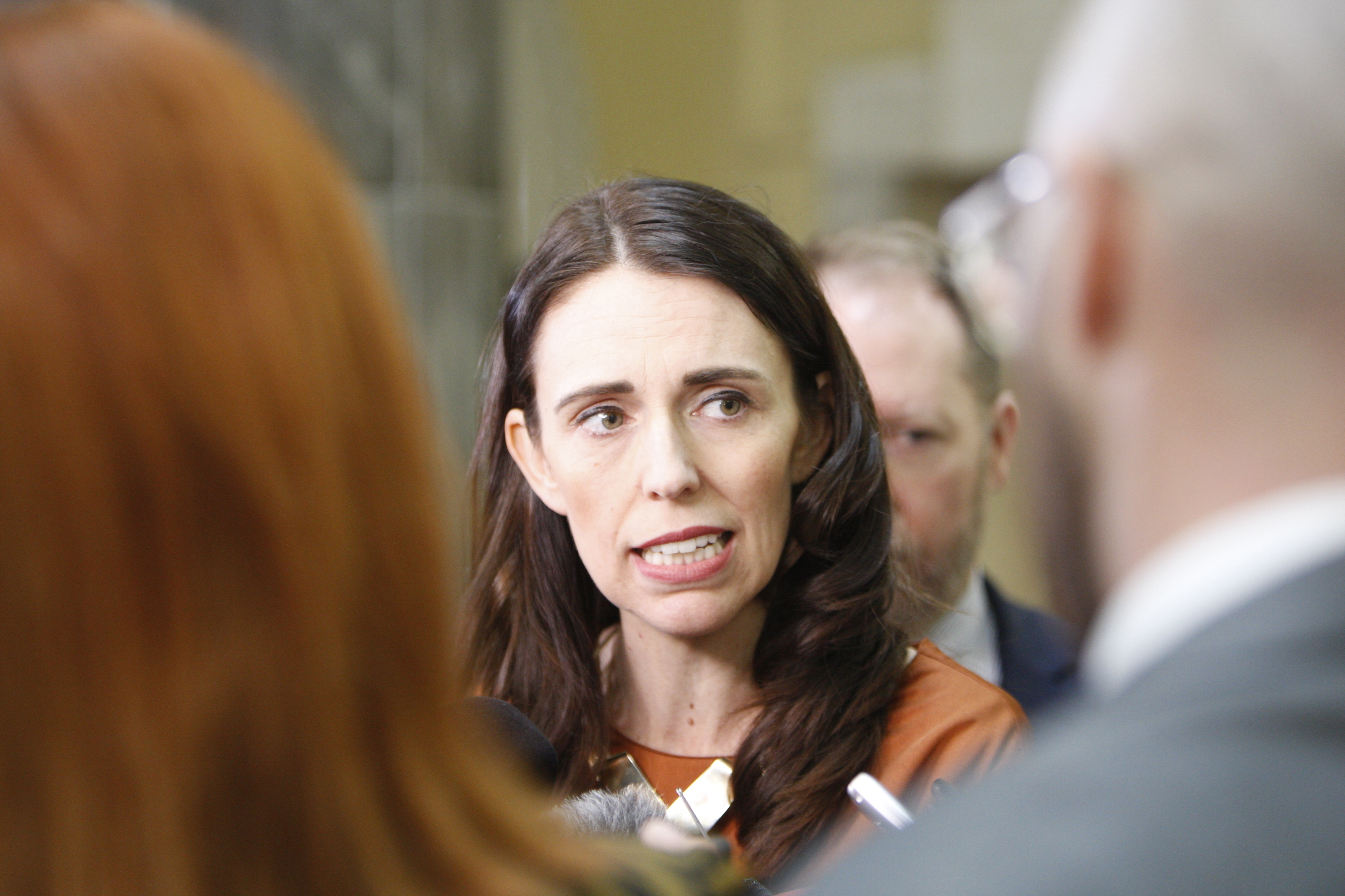 Sexual assault claim against party tests New Zealand leader