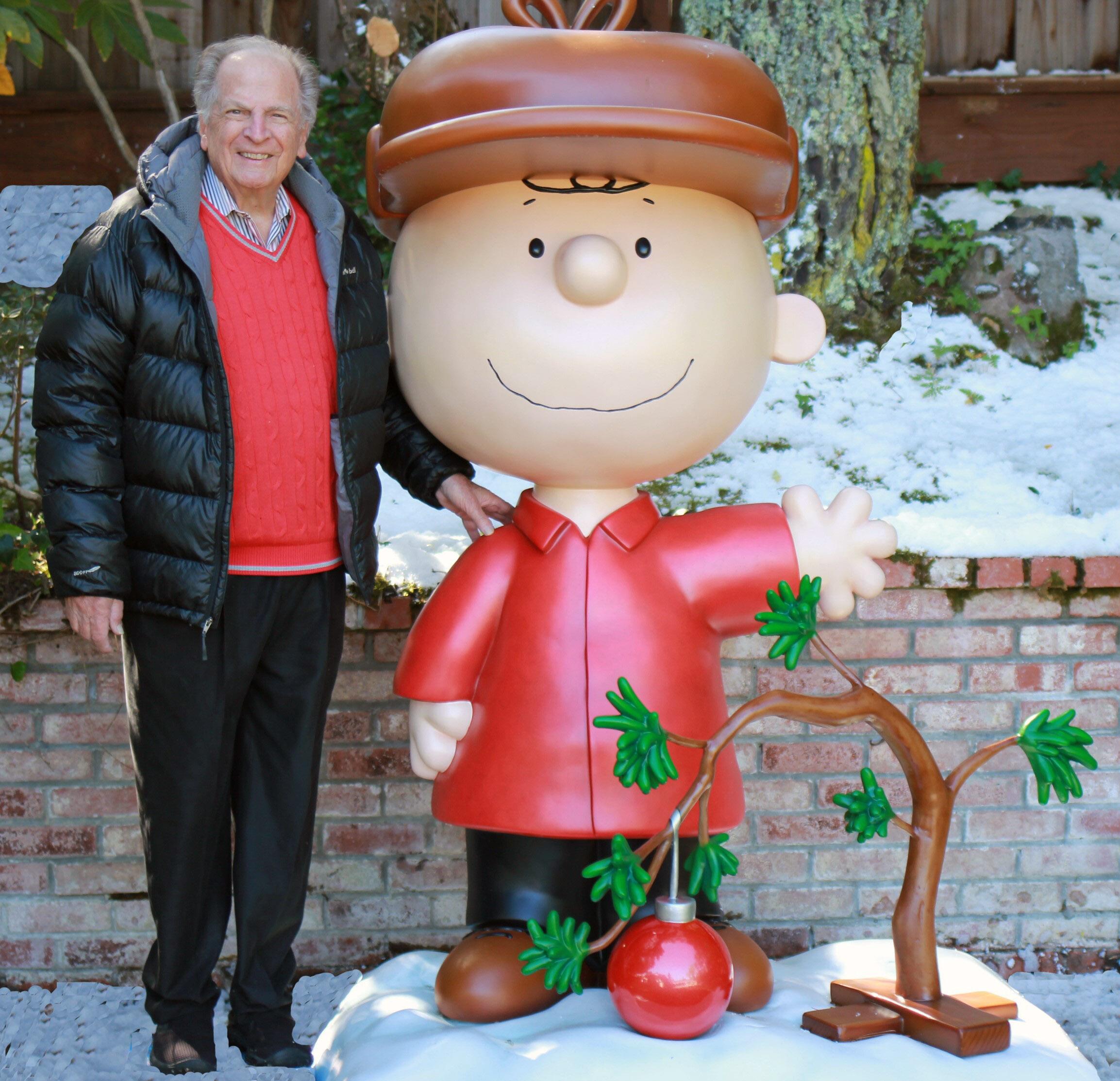 Lee Mendelson dies; brought Charlie Brown Christmas to TV