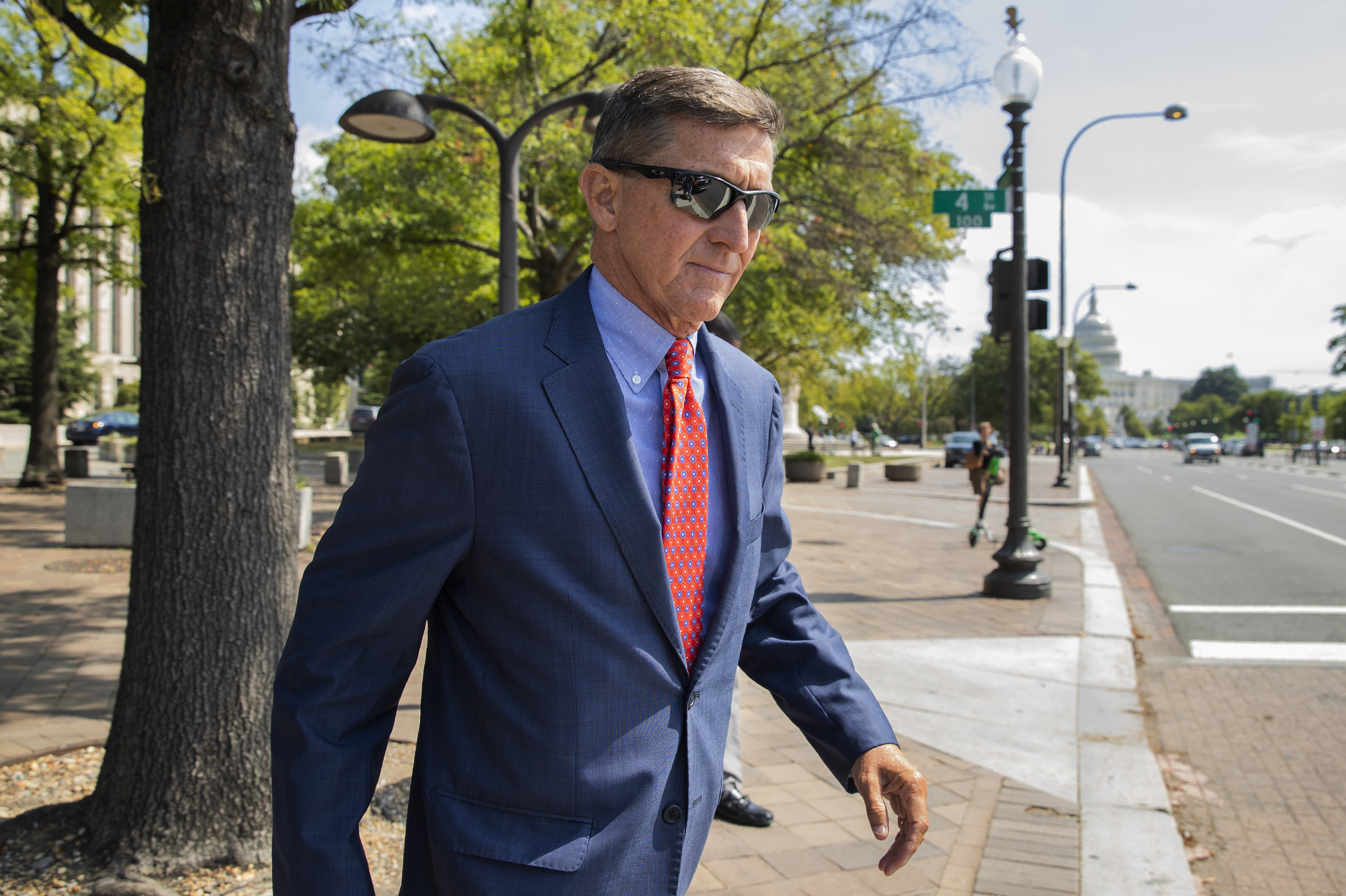Transcripts released of Flynns calls with Russian diplomat