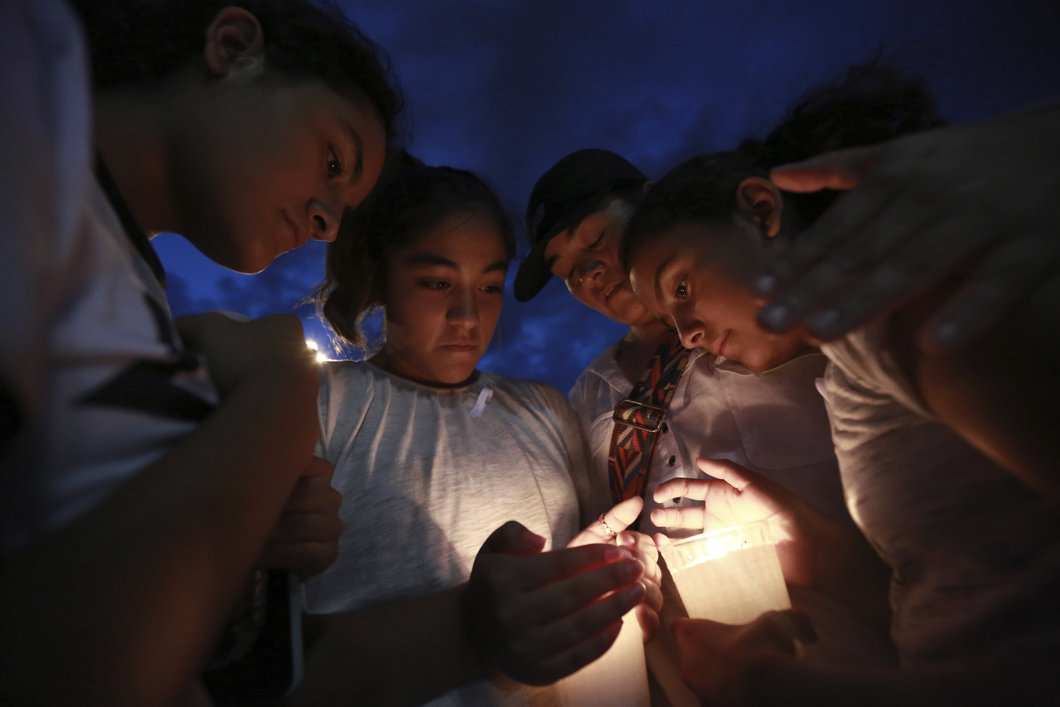 Mexicans reel from apparent hate crime in Texas
